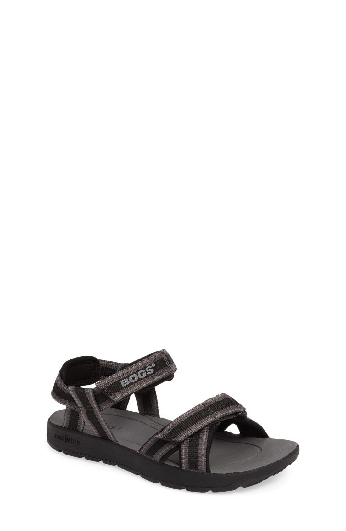Bogs Rio Stripe Sandal (Toddler, Little Kid & Big Kid)