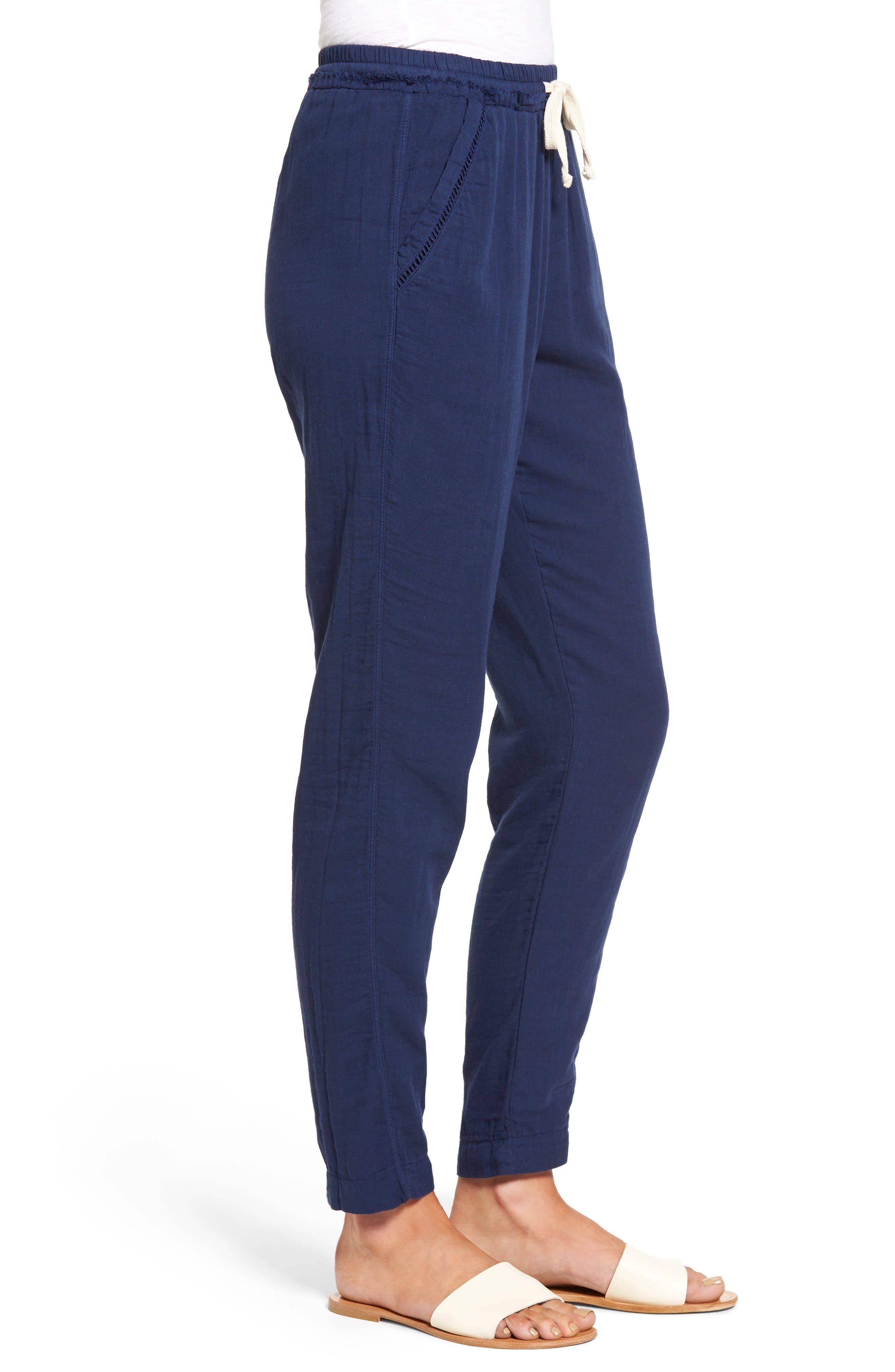 Alternate Image 3  - Splendid Double Cloth Cotton Pants