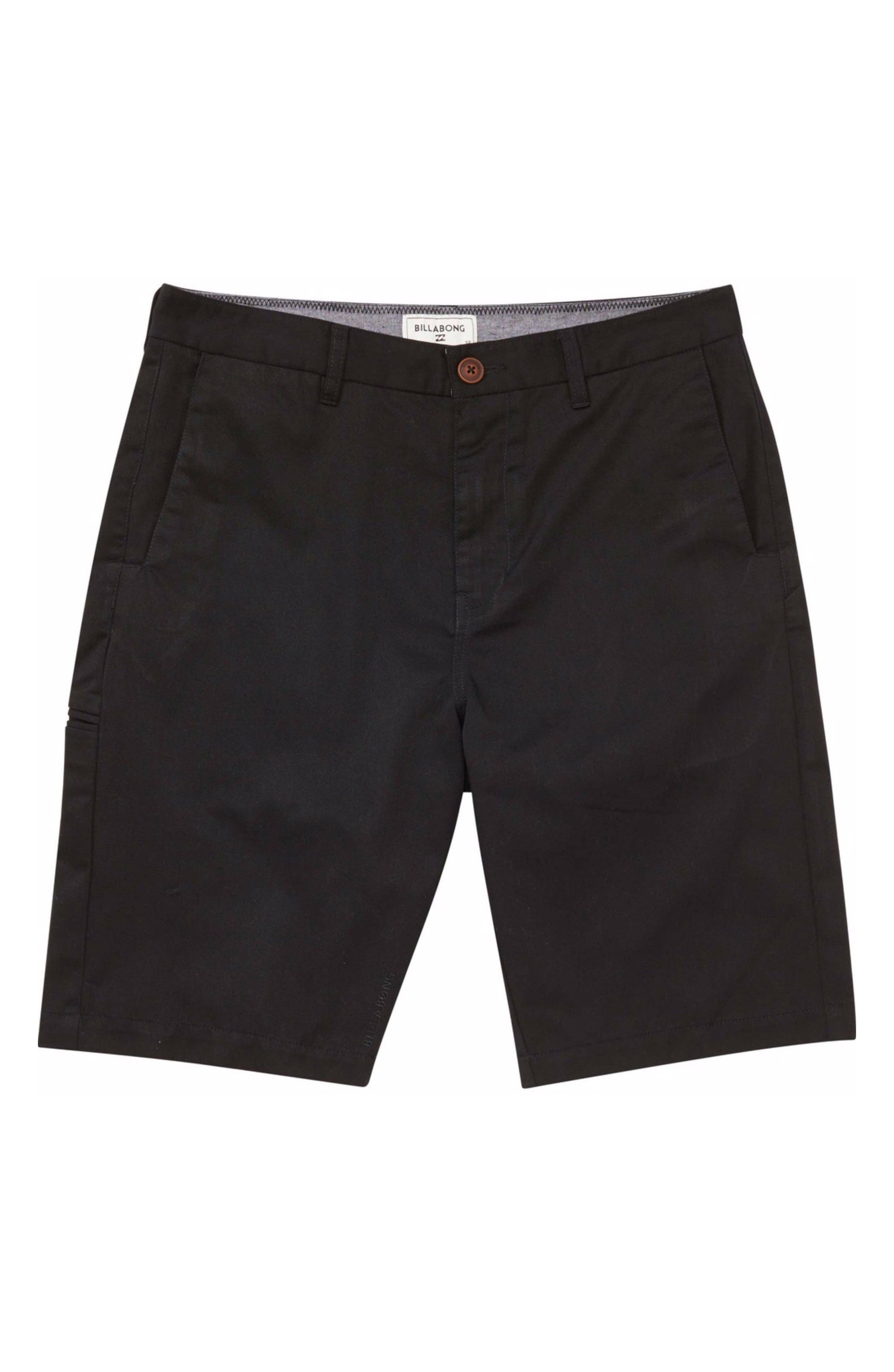 Billabong Carter Chino Shorts (Toddler Boys & Little Boys)