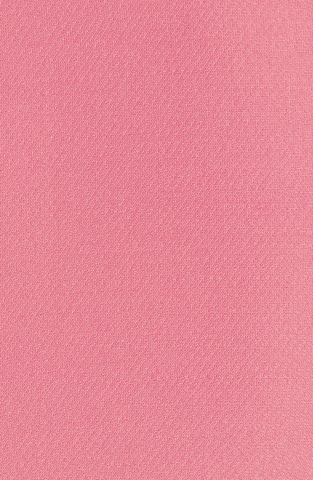 Alternate Image 3  - Valentino Wool & Silk Crepe A-Line Dress
