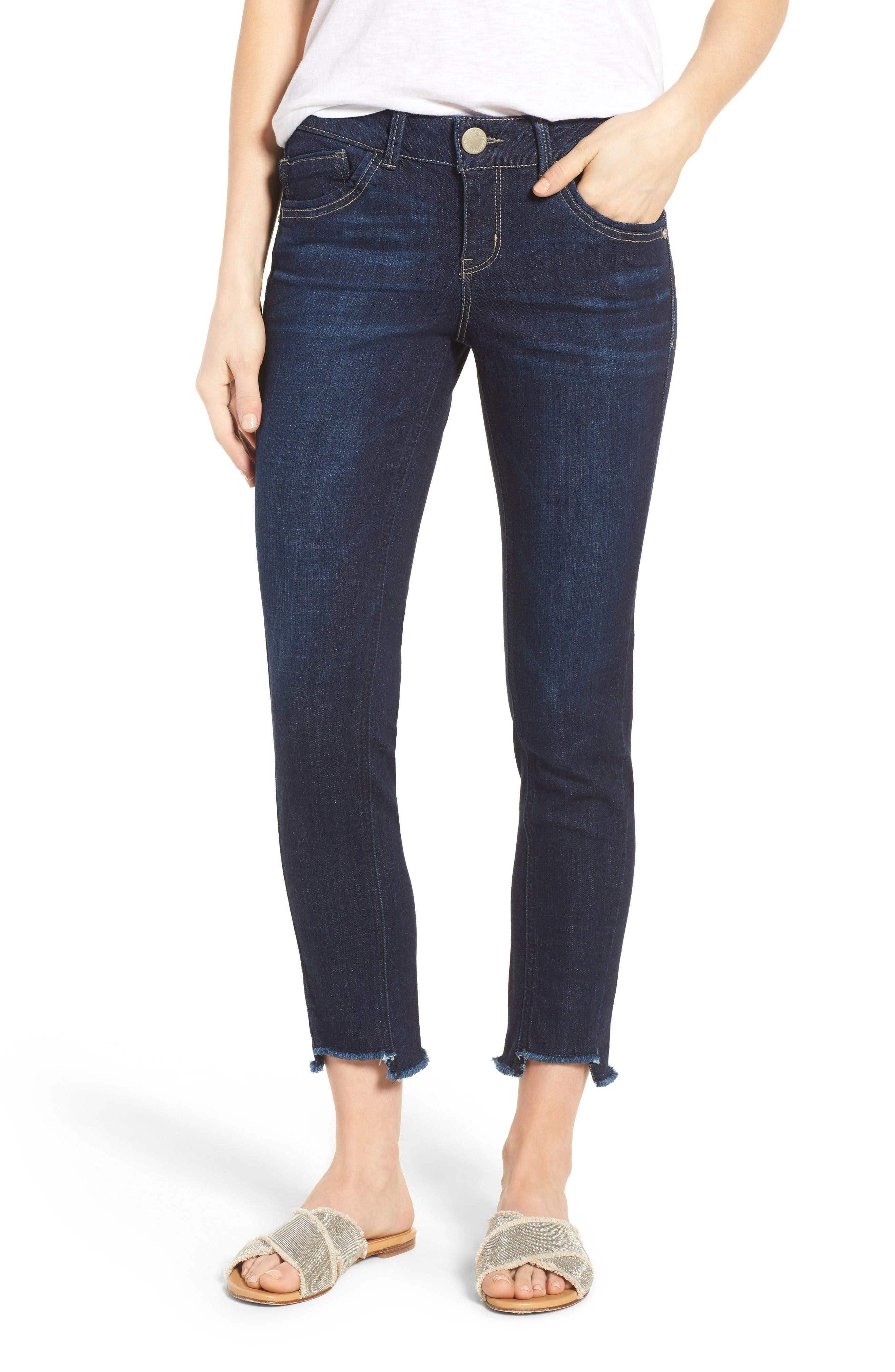 Wit & Wisdom Ankle Skimmer Jeans (Nordstrom Exclusive) (Regular & Petite)