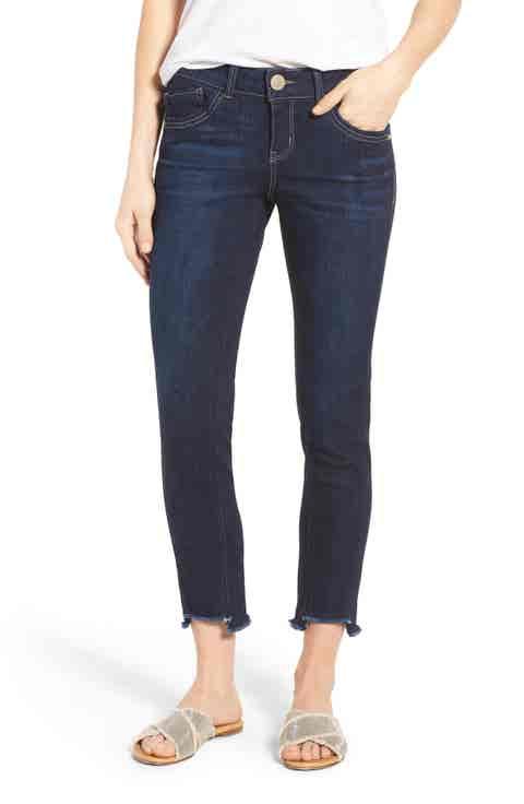 Wit   Wisdom Ankle Skimmer Jeans (Nordstrom Exclusive) (Regular   Petite)