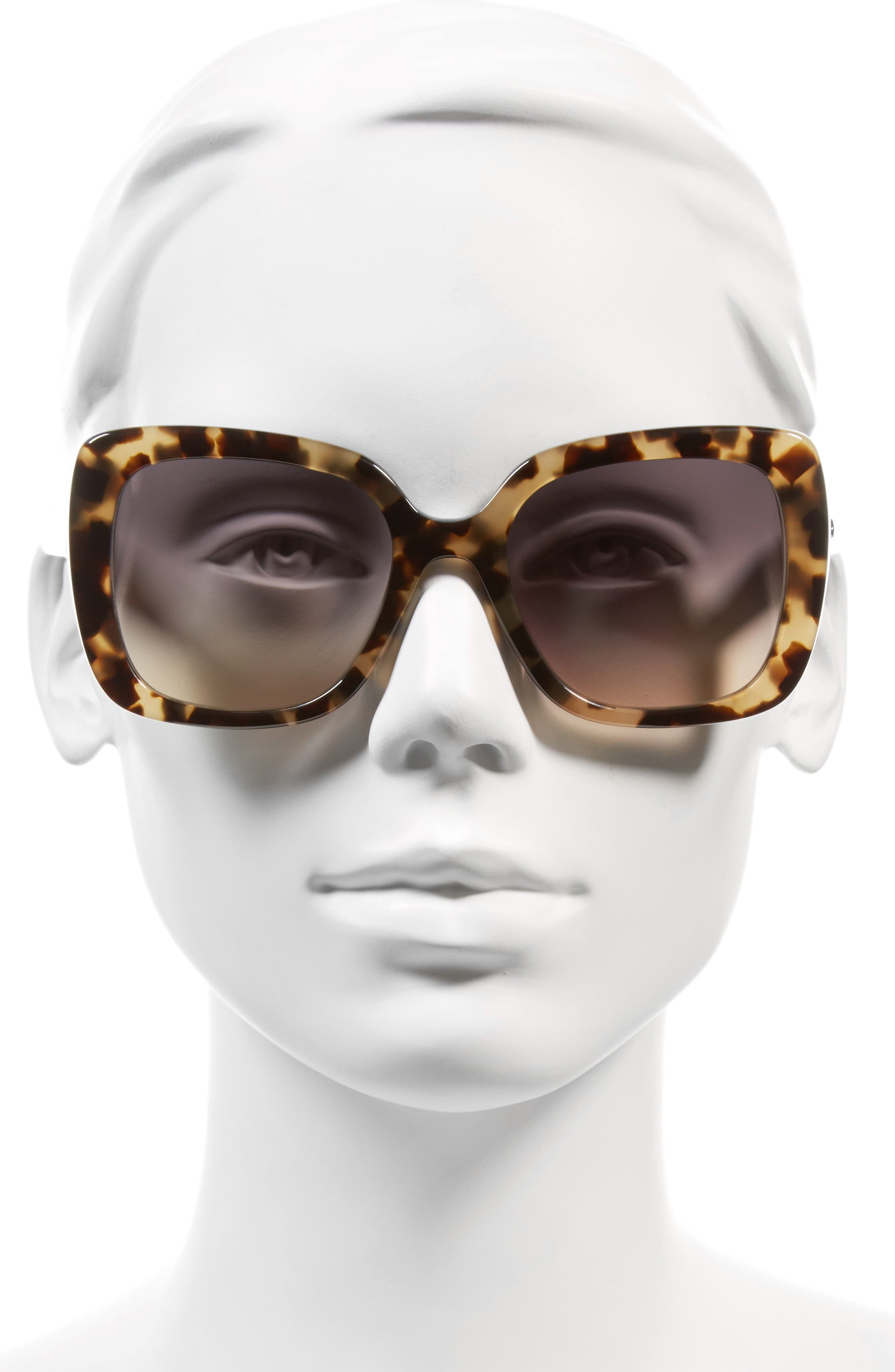 Alternate Image 2  - kate spade new york krystalyn 53mm Sunglasses