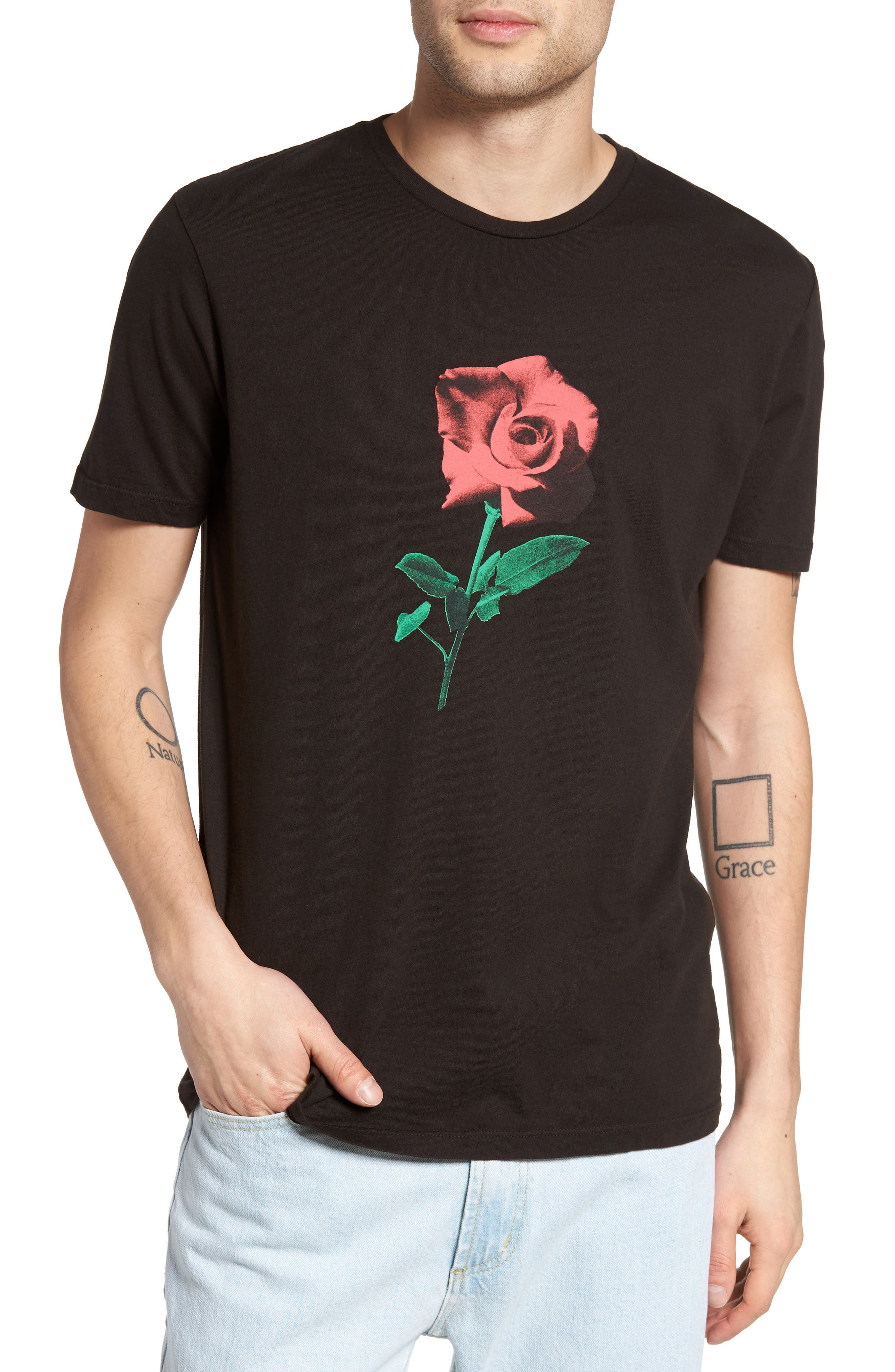 Altru Sweet Heart Graphic T-Shirt