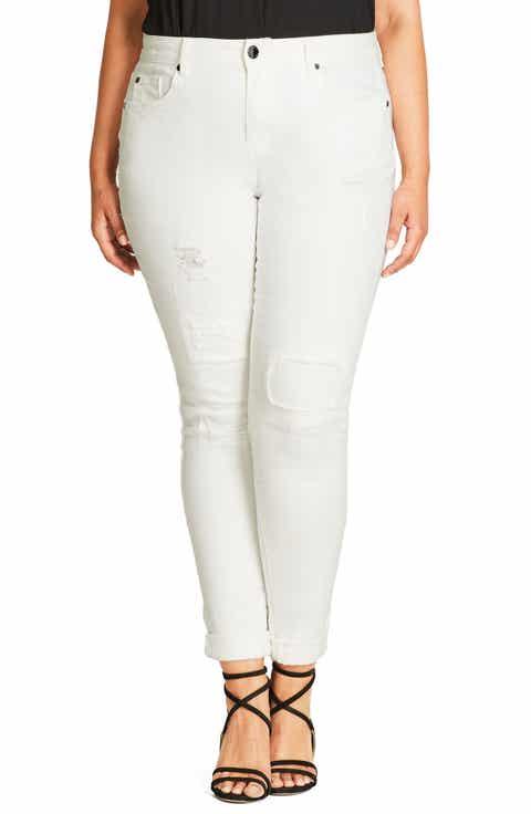 Off-White Jeans & Denim for Women: Skinny, Boyfriend & More ...