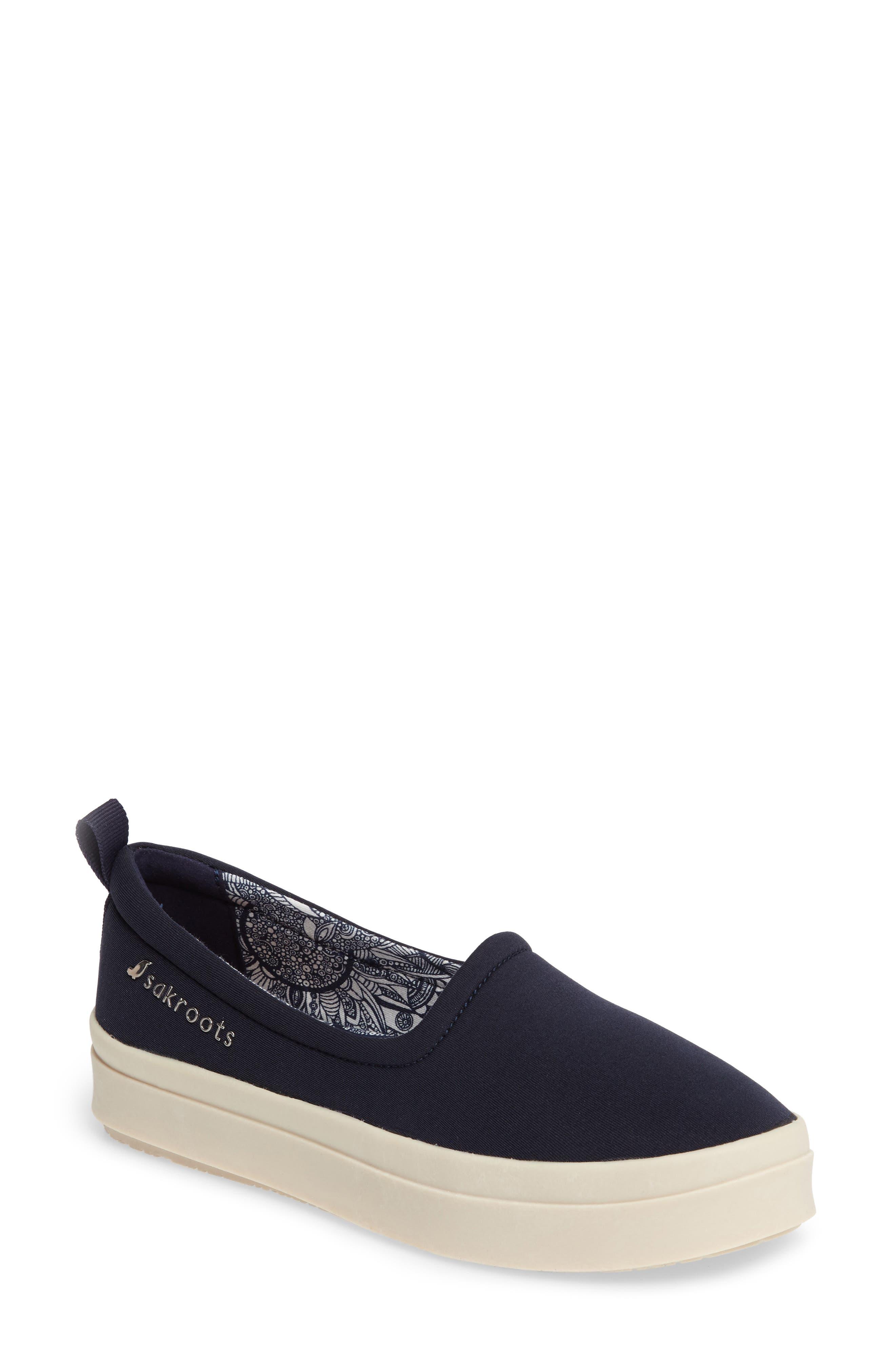 Alternate Image 1 Selected - Sakroots Saz Slip-On Sneaker (Women)