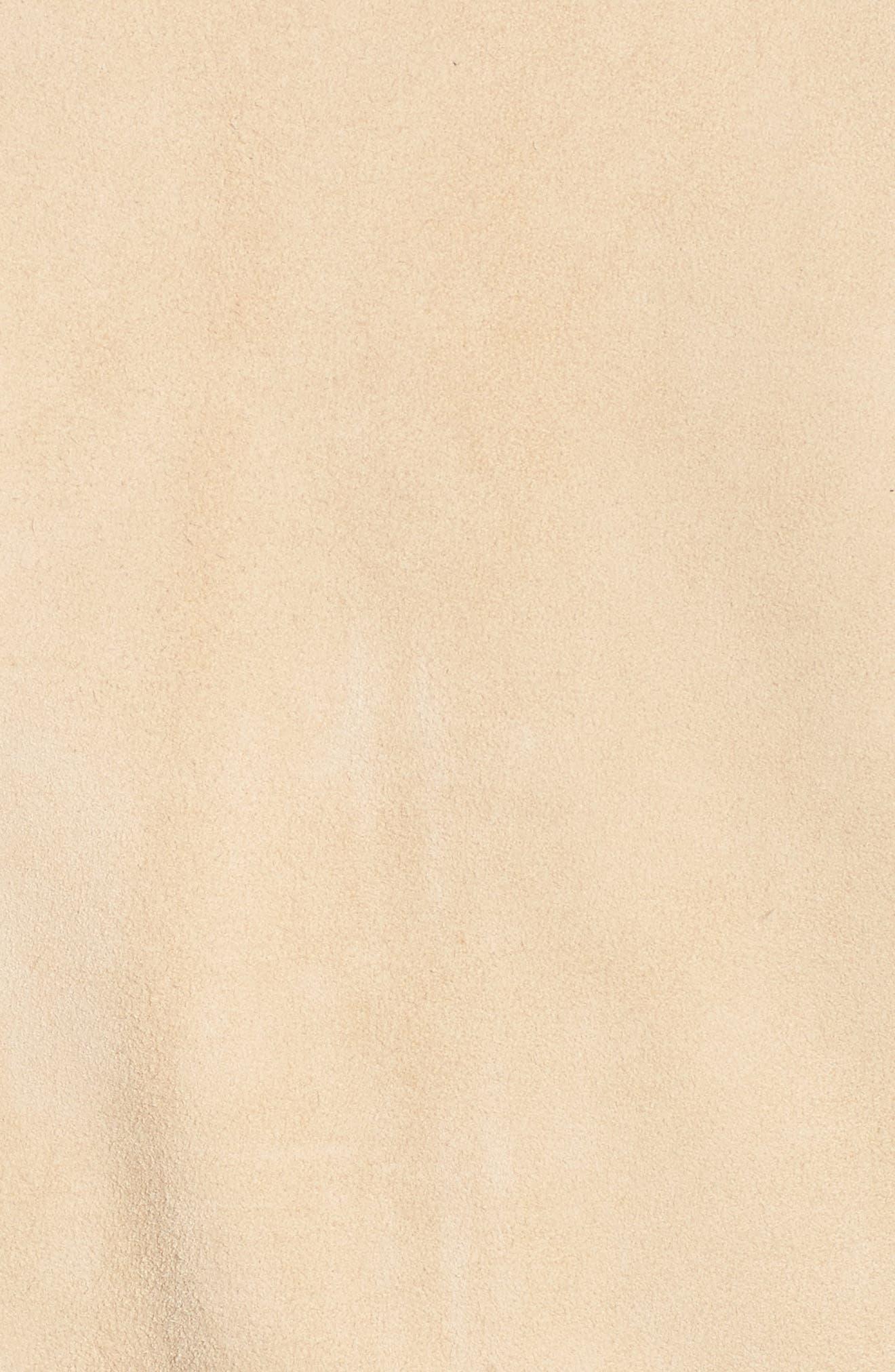Alternate Image 5  - Derek Lam 10 Crosby Suede Varsity Jacket