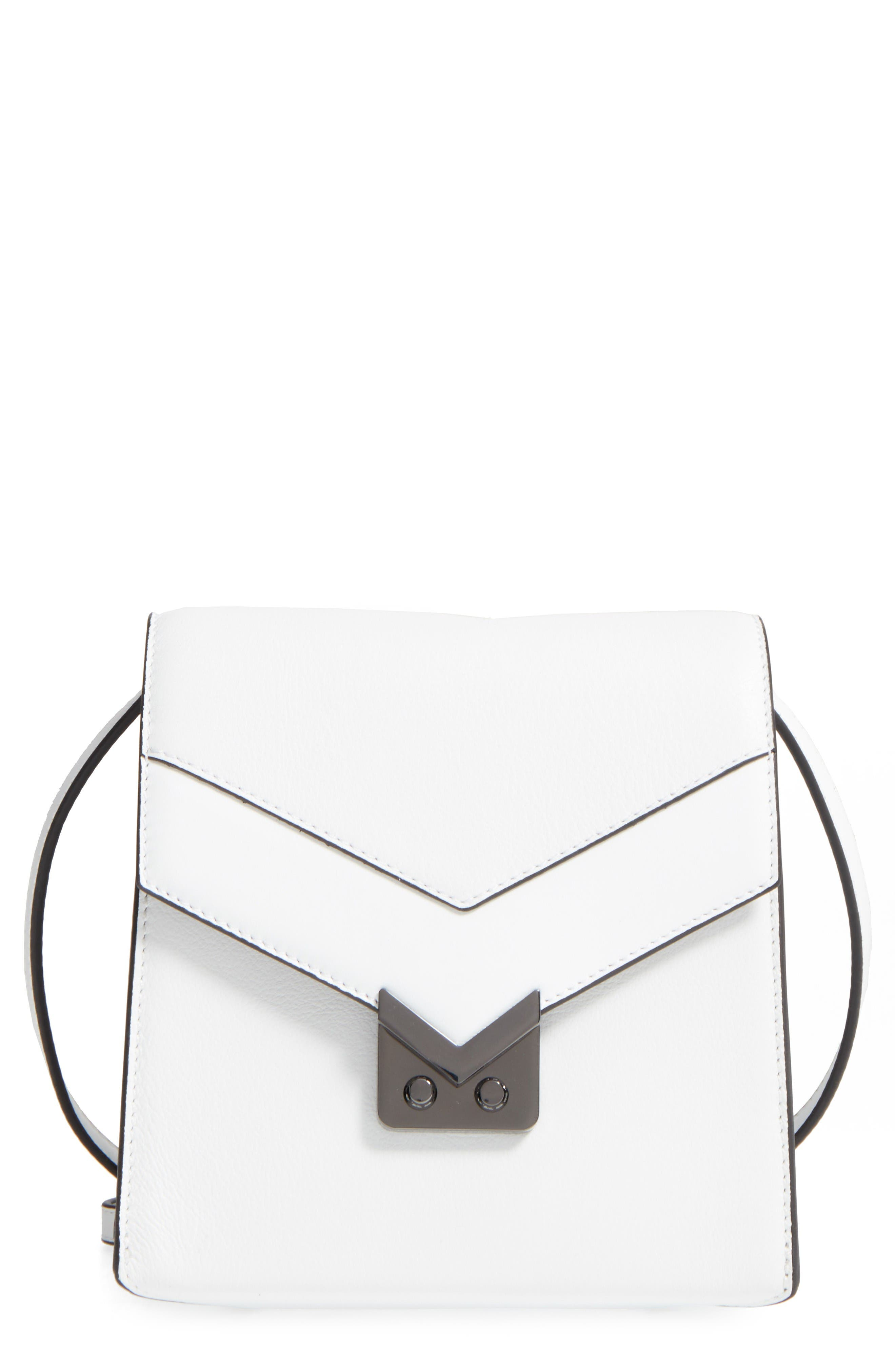 Mackage Yazmin Leather Crossbody Bag