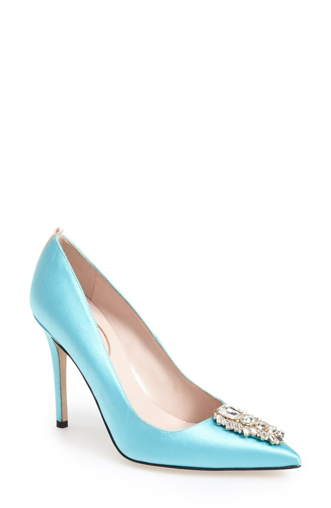 Alternate Image 1 Selected - SJP by Sarah Jessica Parker 'Tempest' Pointy Toe Pump (Women) (Nordstrom Exclusive)