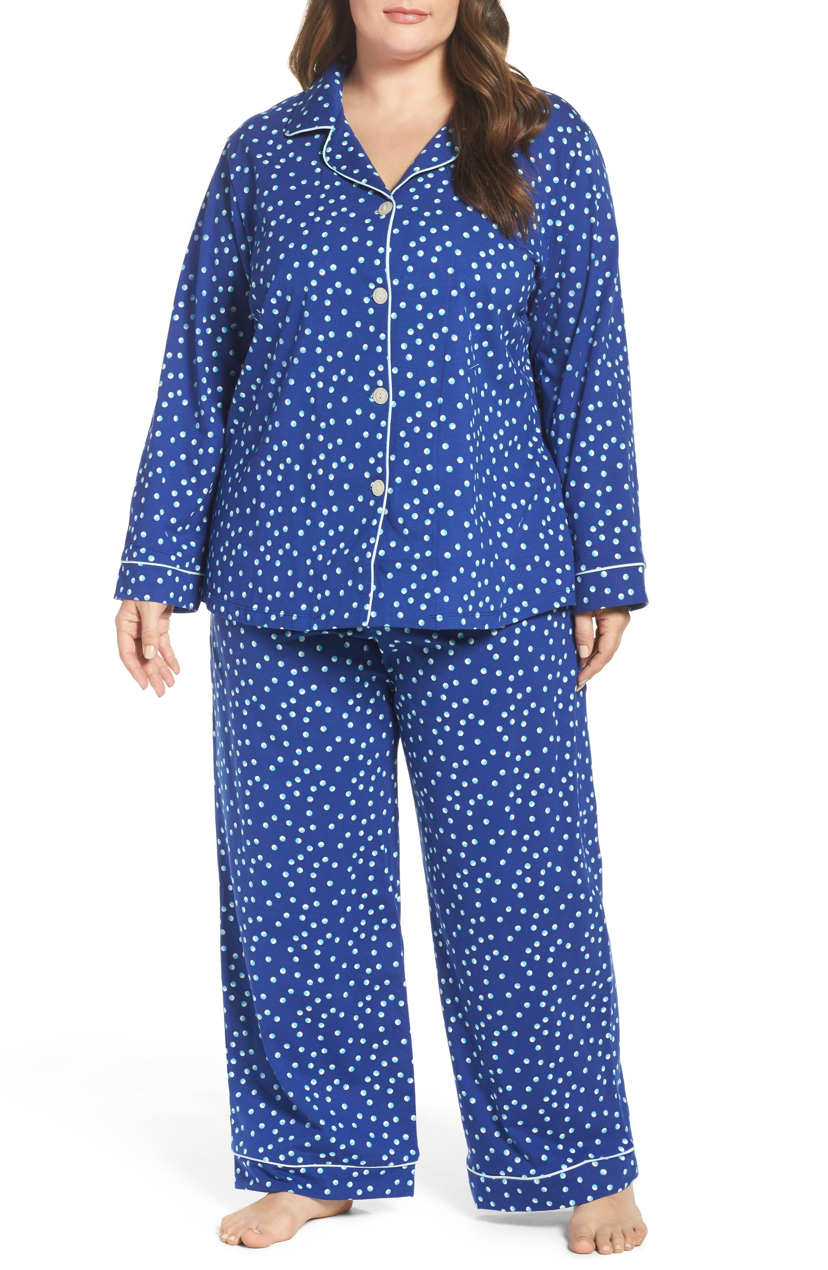 BedHead Print Classic Pajamas (Plus Size)
