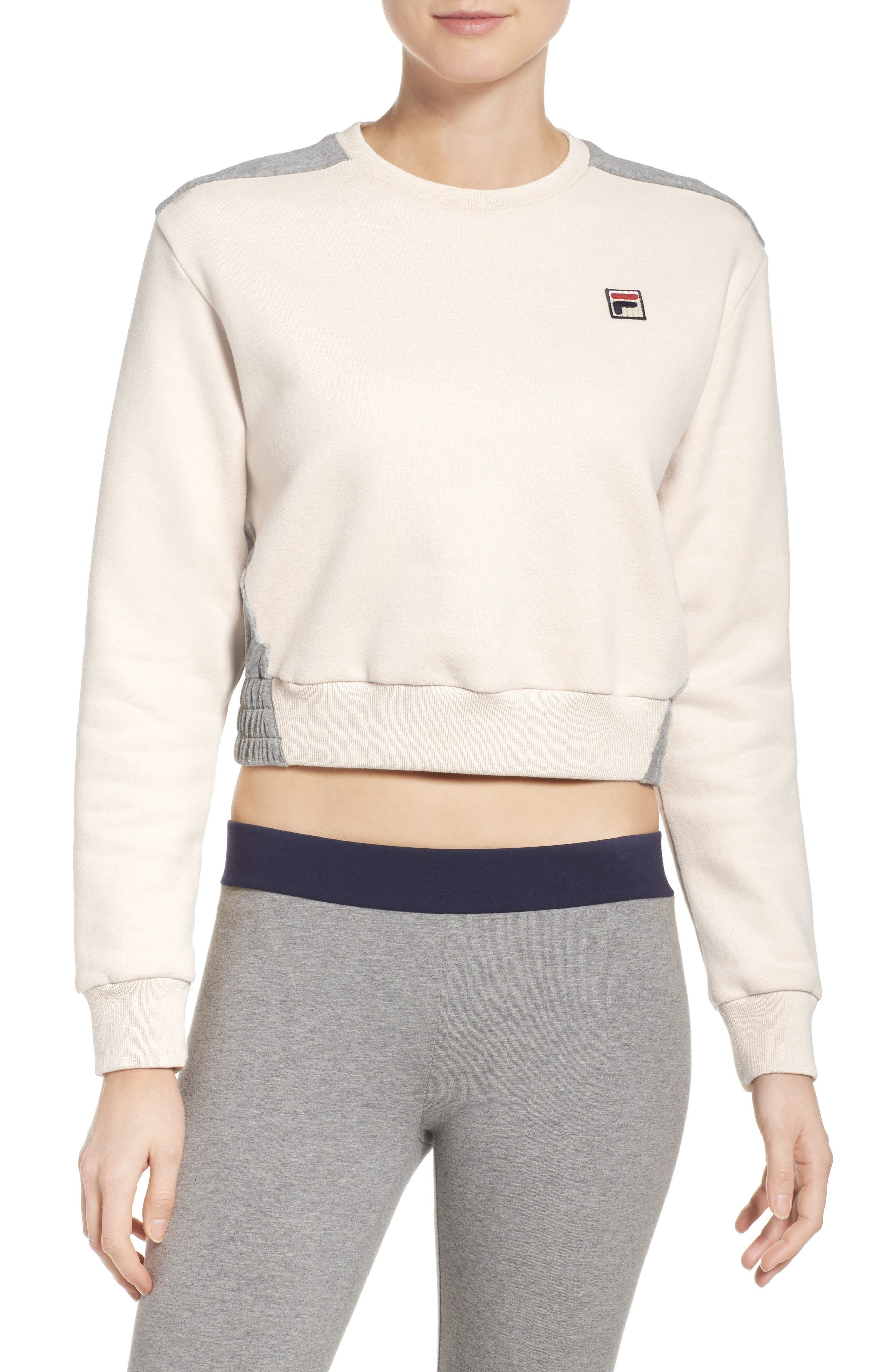 FILA Felicity Crop Sweatshirt