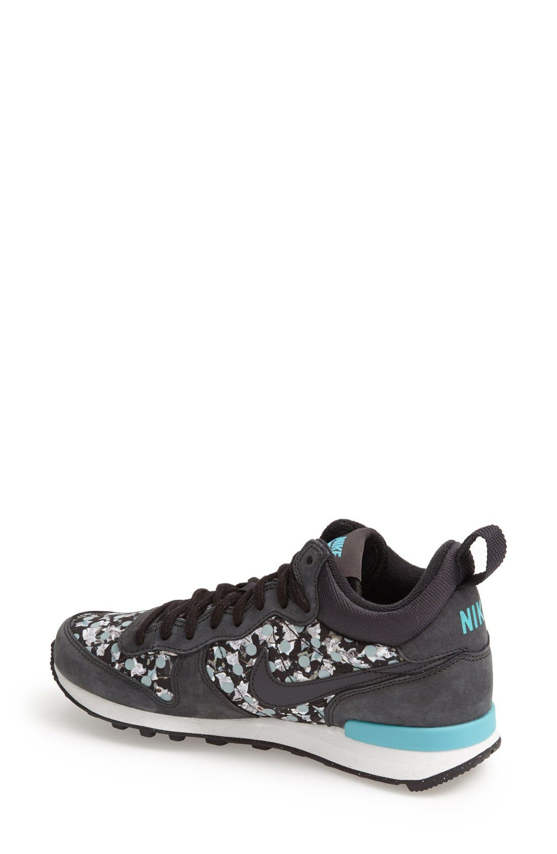 Alternate Image 2  - Nike 'Internationalist Mid - Liberty' Sneaker (Women)