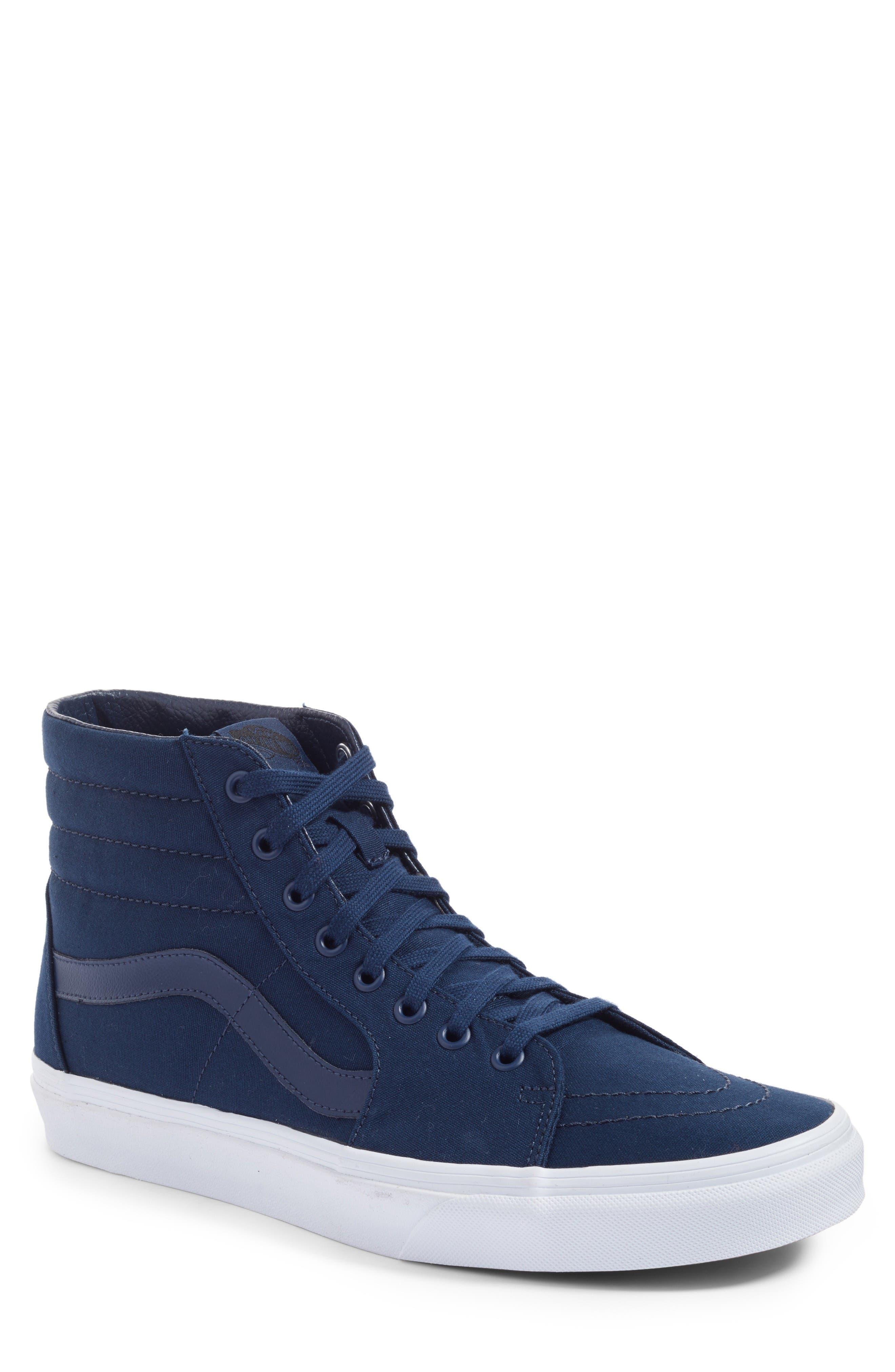 Alternate Image 1 Selected - Vans 'Sk8-Hi' Sneaker (Men)