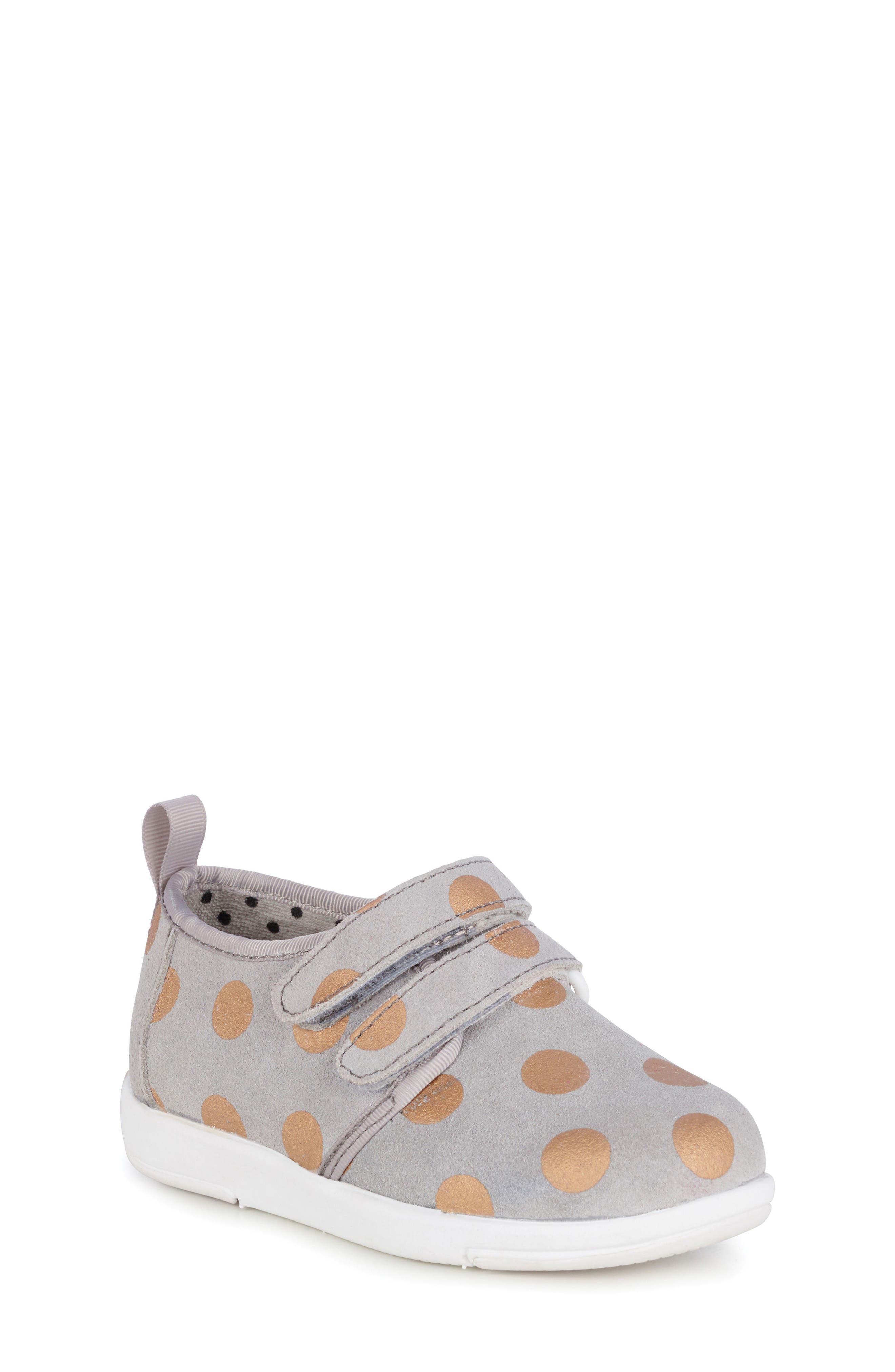 EMU Australia Polka Dot Sneaker (Toddler, Little Kid & Big Kid)