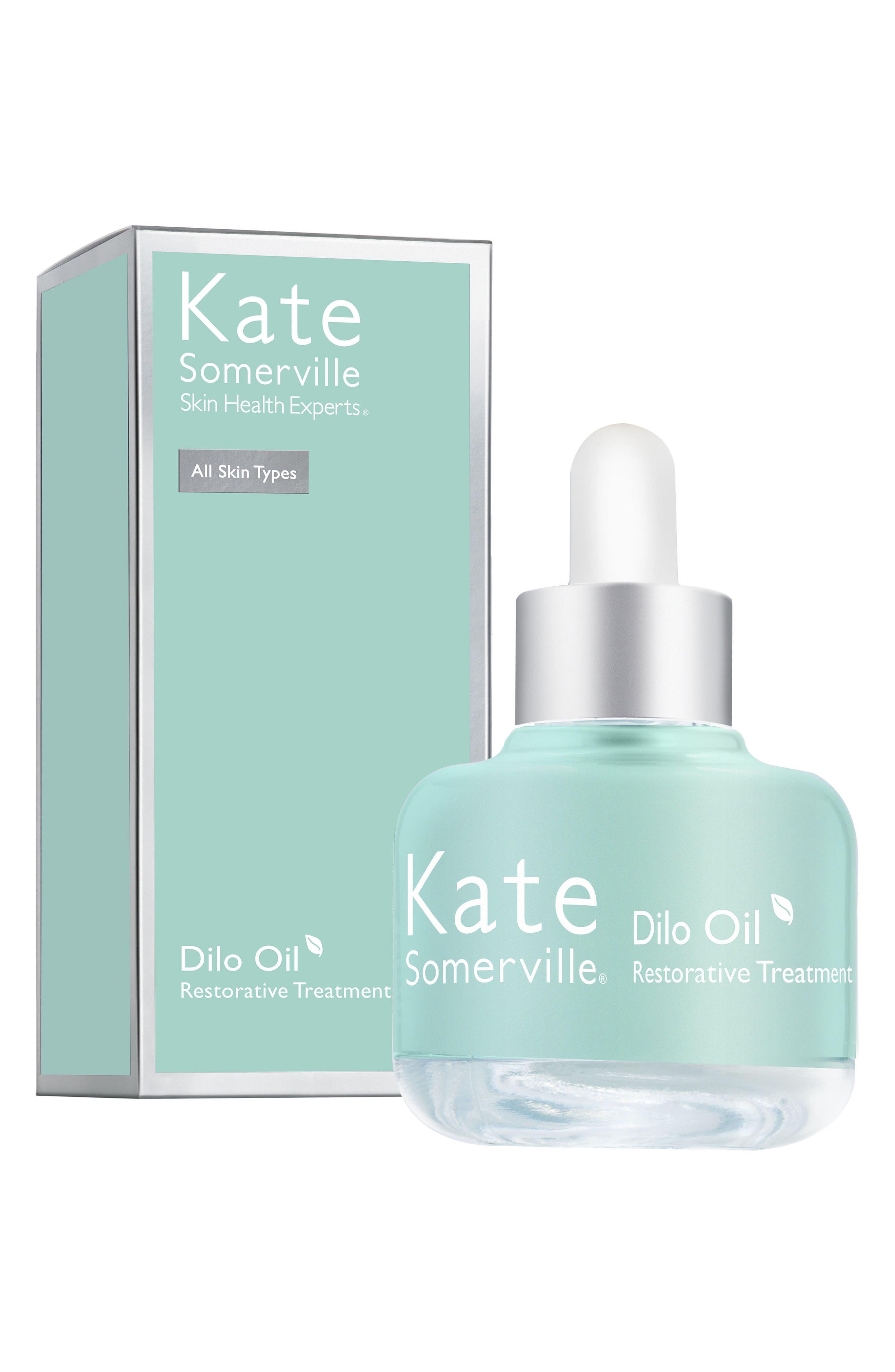Alternate Image 4  - Kate Somerville® Dilo Oil Restorative Treatment