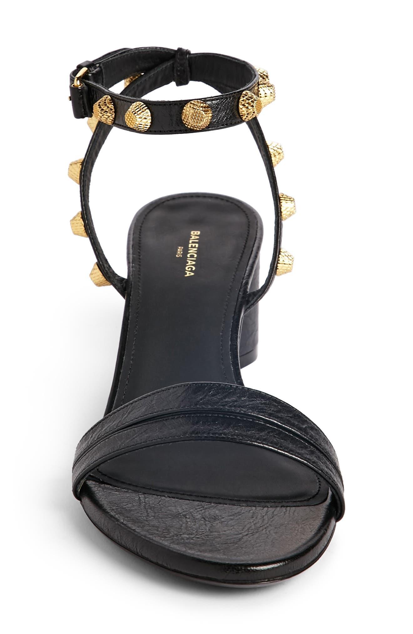 Alternate Image 3  - Balenciaga Studded Ankle Strap Sandal