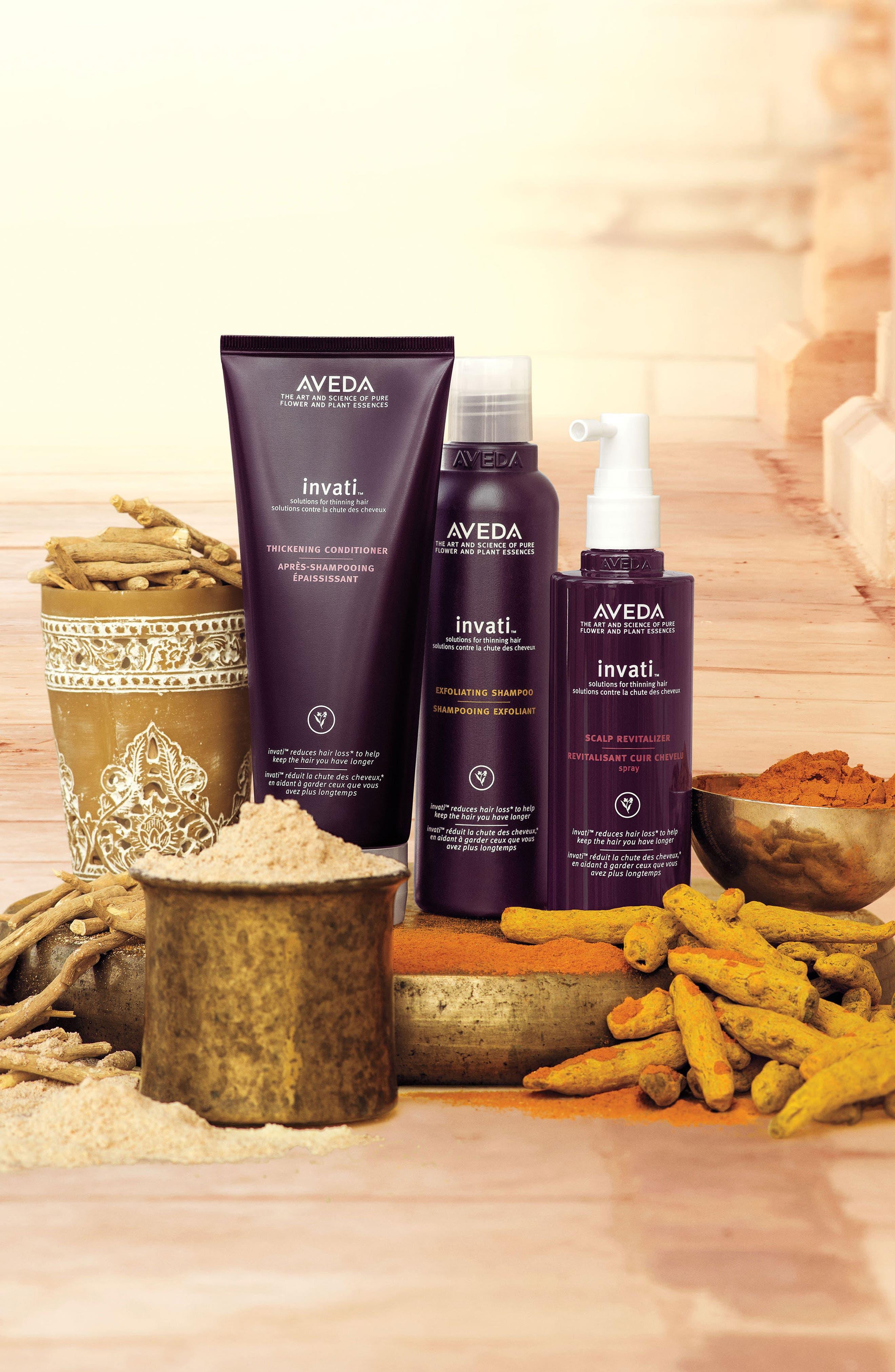 Alternate Image 3  - Aveda invati™ Exfoliating Shampoo