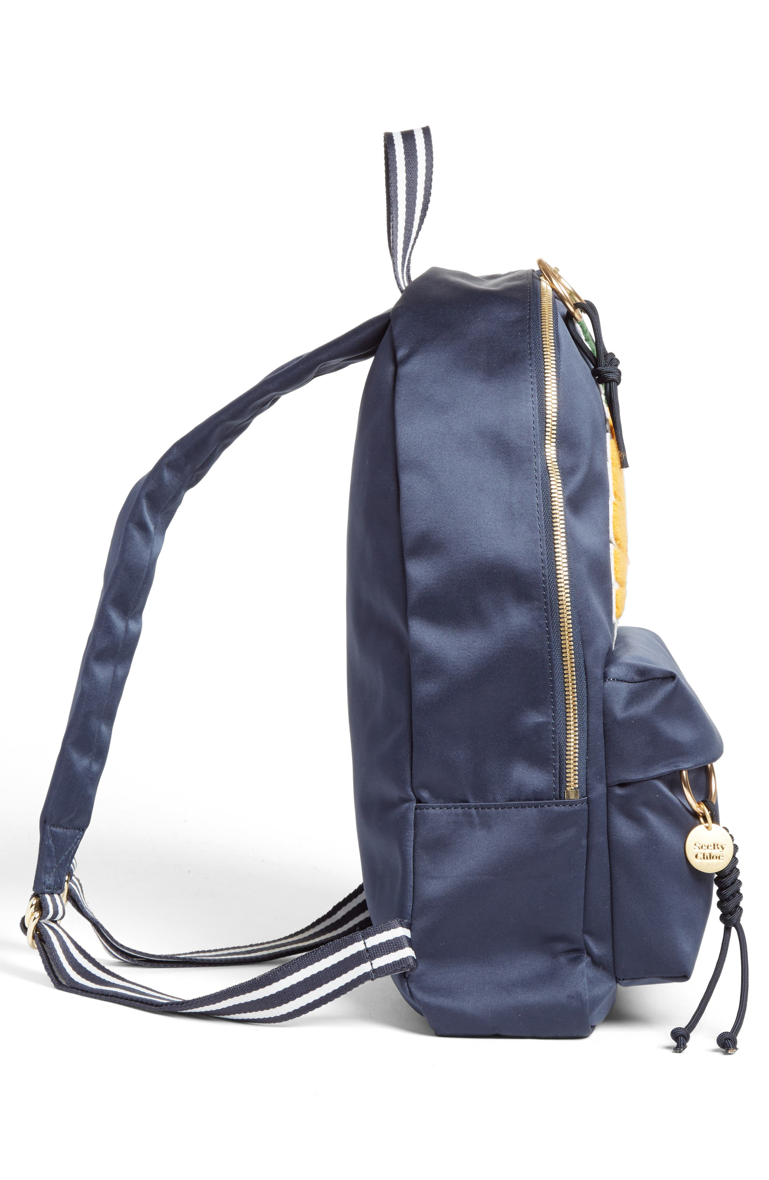 Alternate Image 5  - See by Chloé Andy Appliqué Backpack