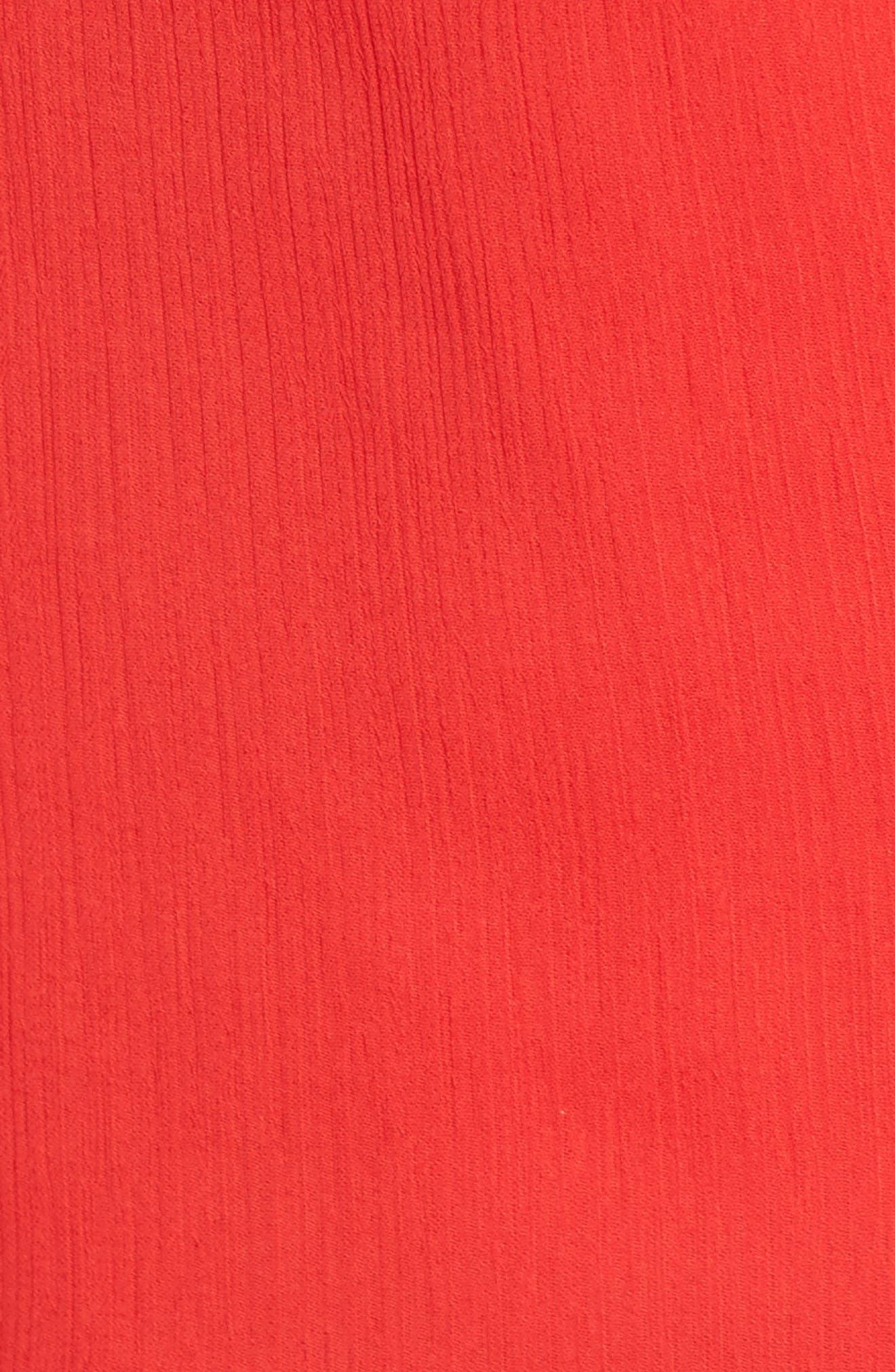 Alternate Image 5  - Tularosa Winnie Ruffle Blouse (Nordstrom Exclusive)