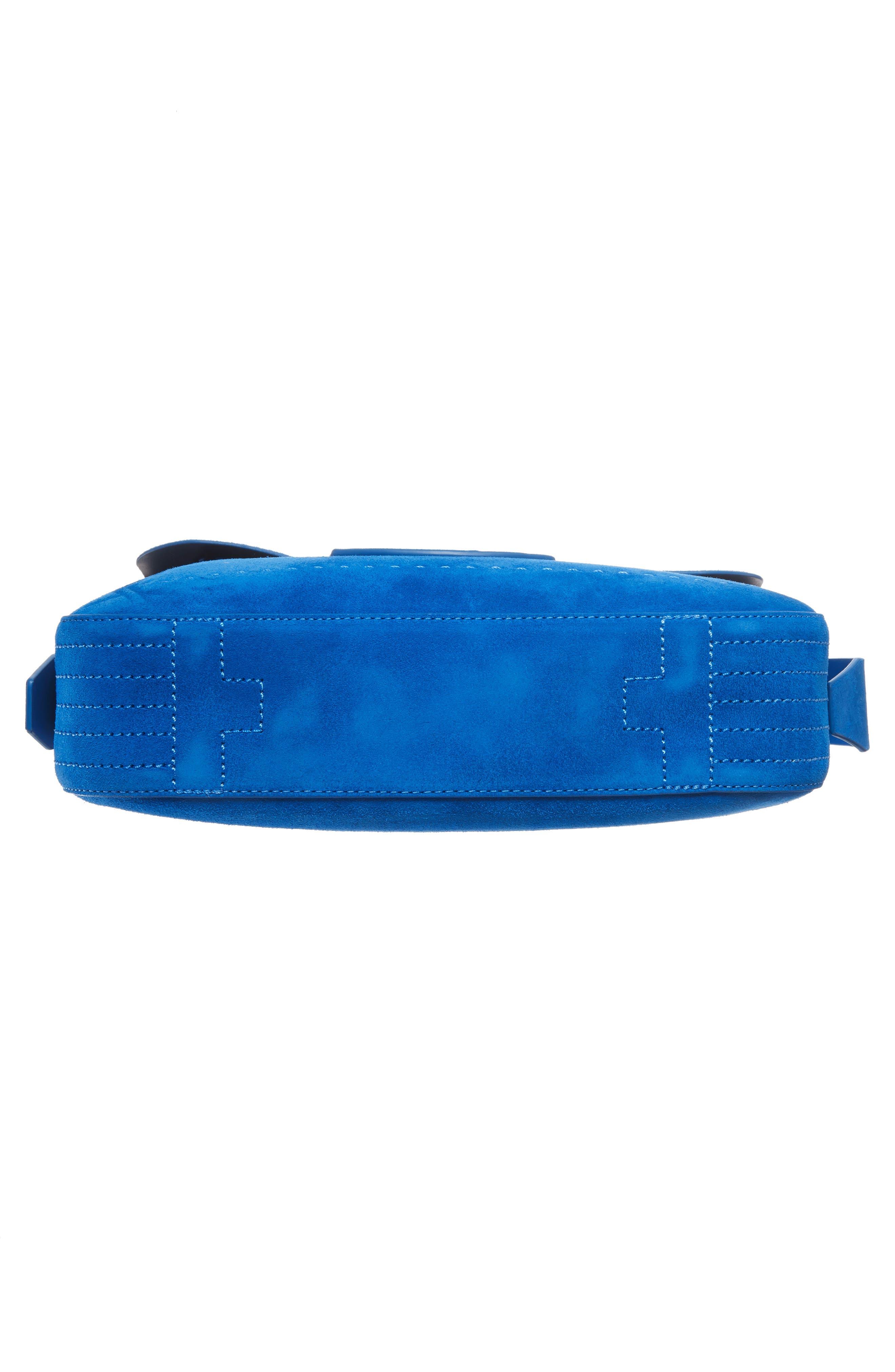 Alternate Image 6  - Tory Burch Sawyer Suede Shoulder Bag