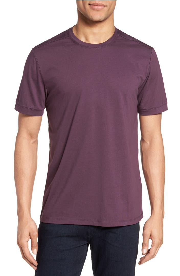 calibrate mercerized cotton jersey t shirt nordstrom