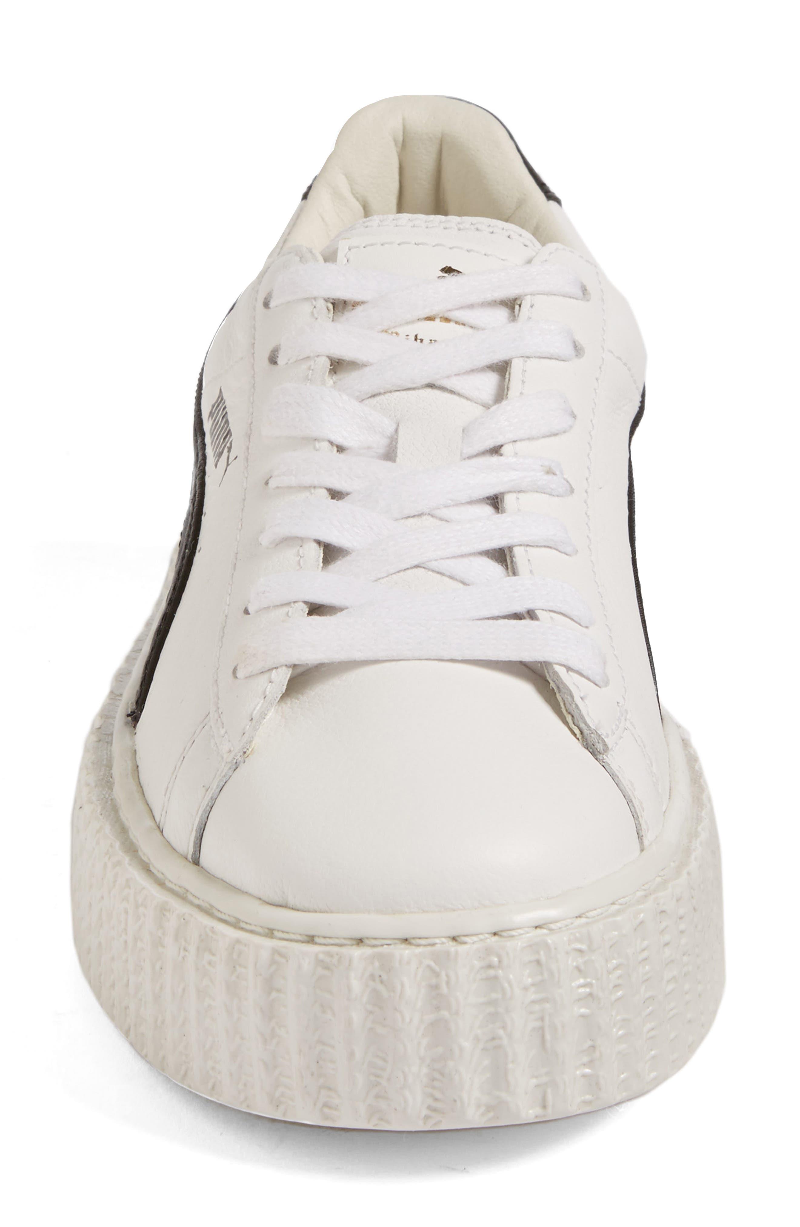 Alternate Image 4  - FENTY PUMA by Rihanna Creeper Sneaker (Women)