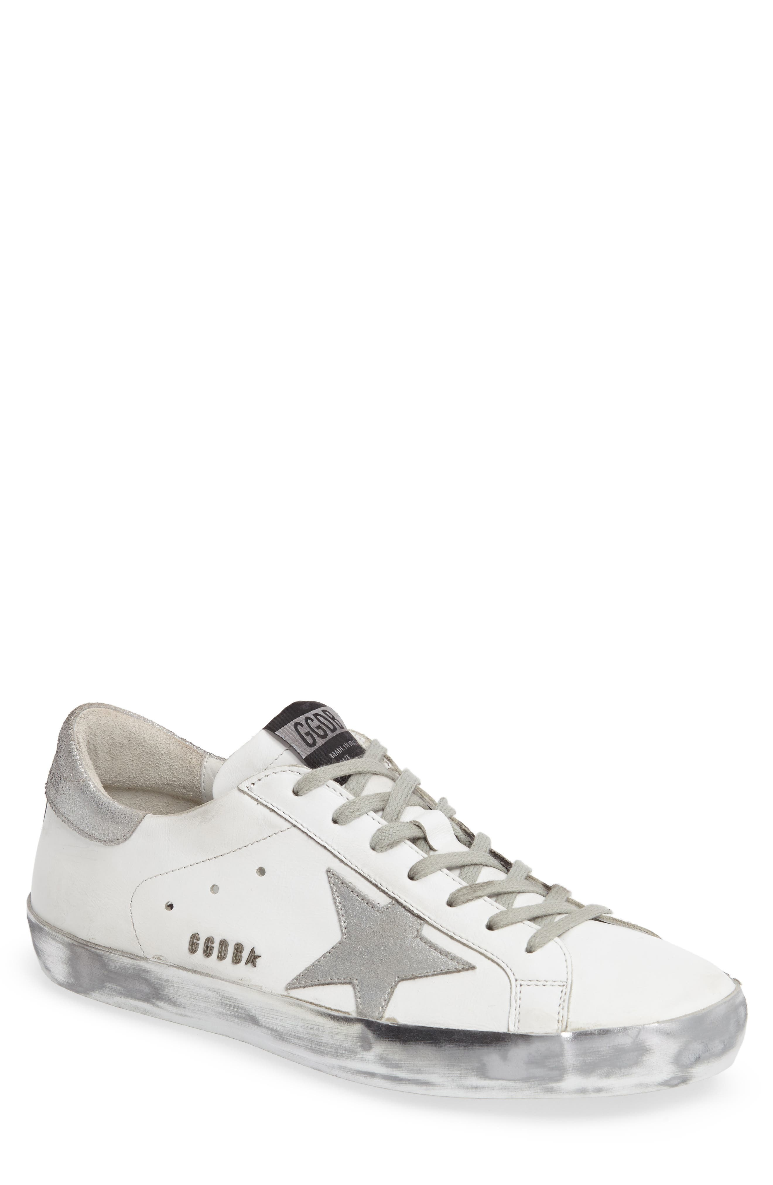 Alternate Image 1 Selected - Golden Goose 'Superstar' Sneaker (Men)