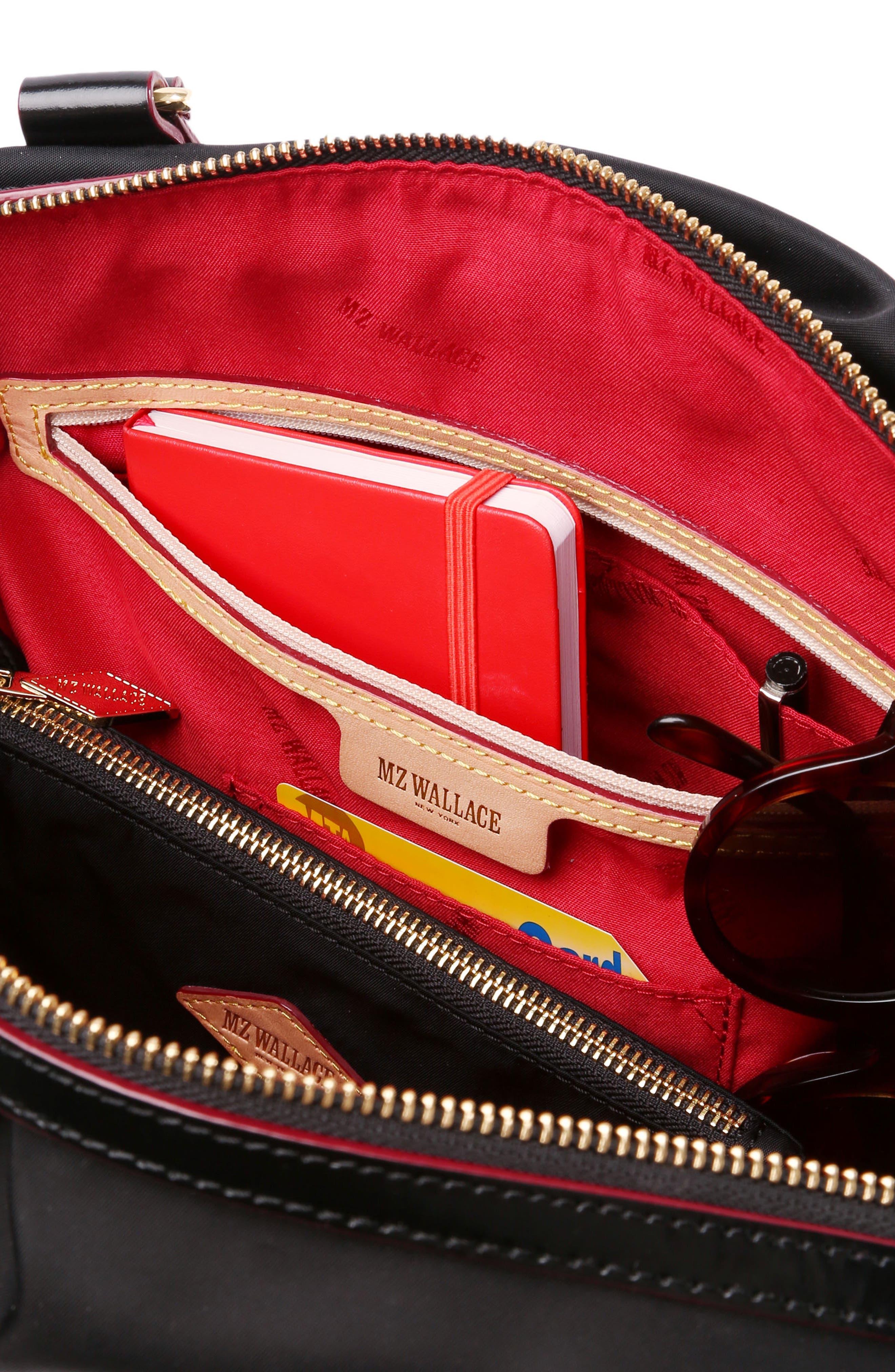 Alternate Image 4  - MZ Wallace 'Jane' Bedford Nylon Handbag