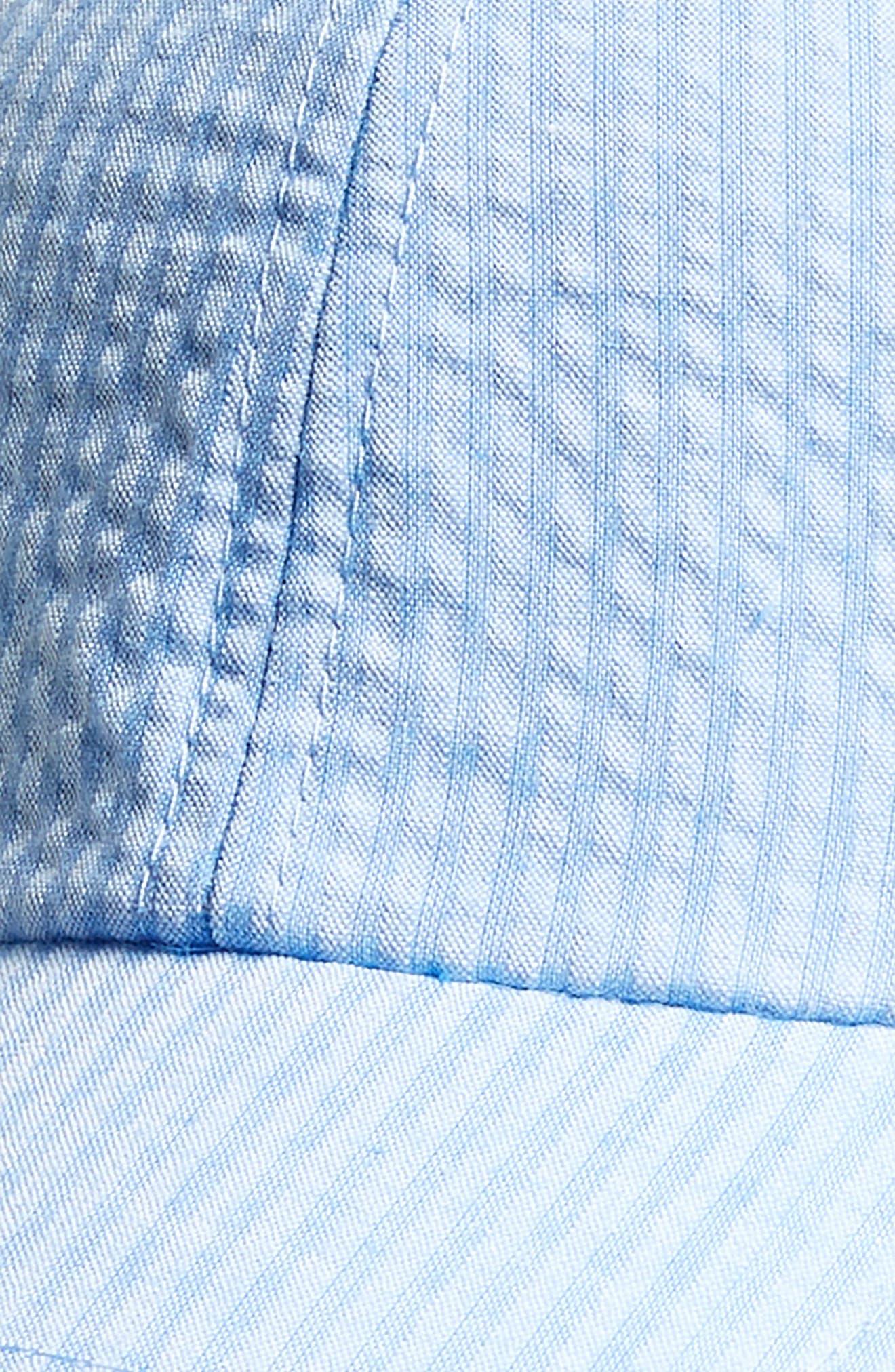 Alternate Image 3  - Topshop Stripe Bow Back Cap