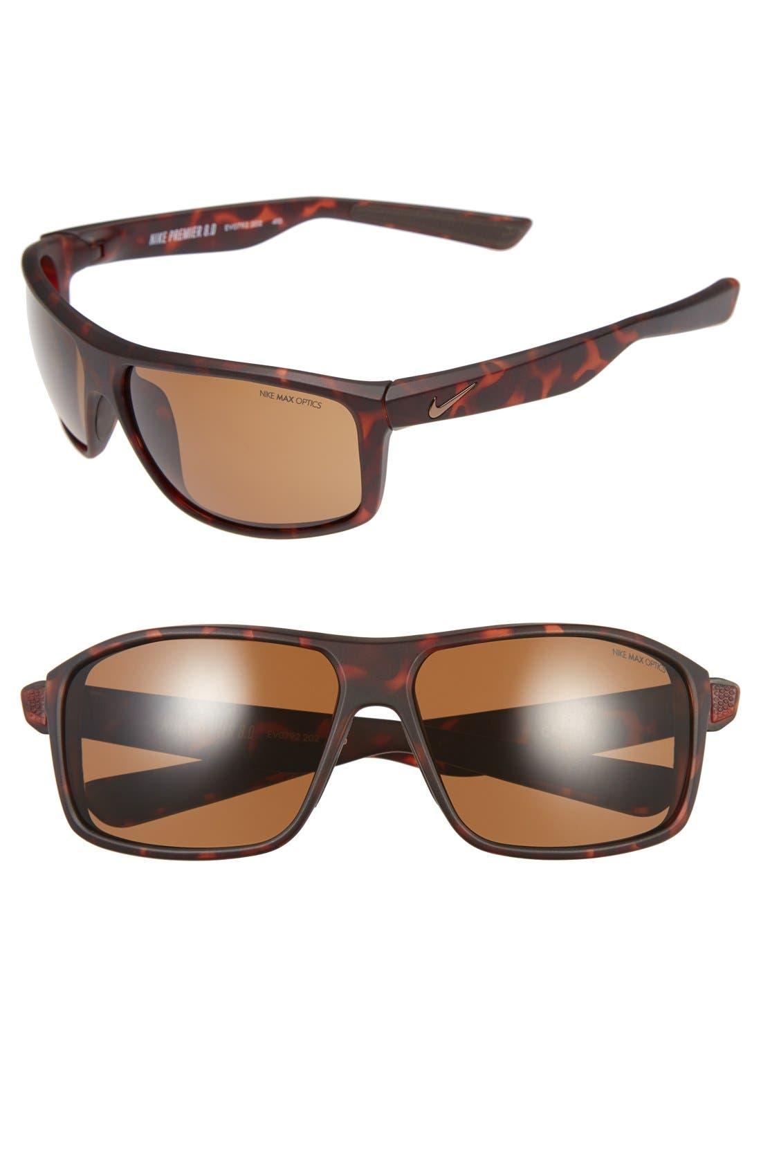Nike 'Premier 8.0' 63mm Sunglasses