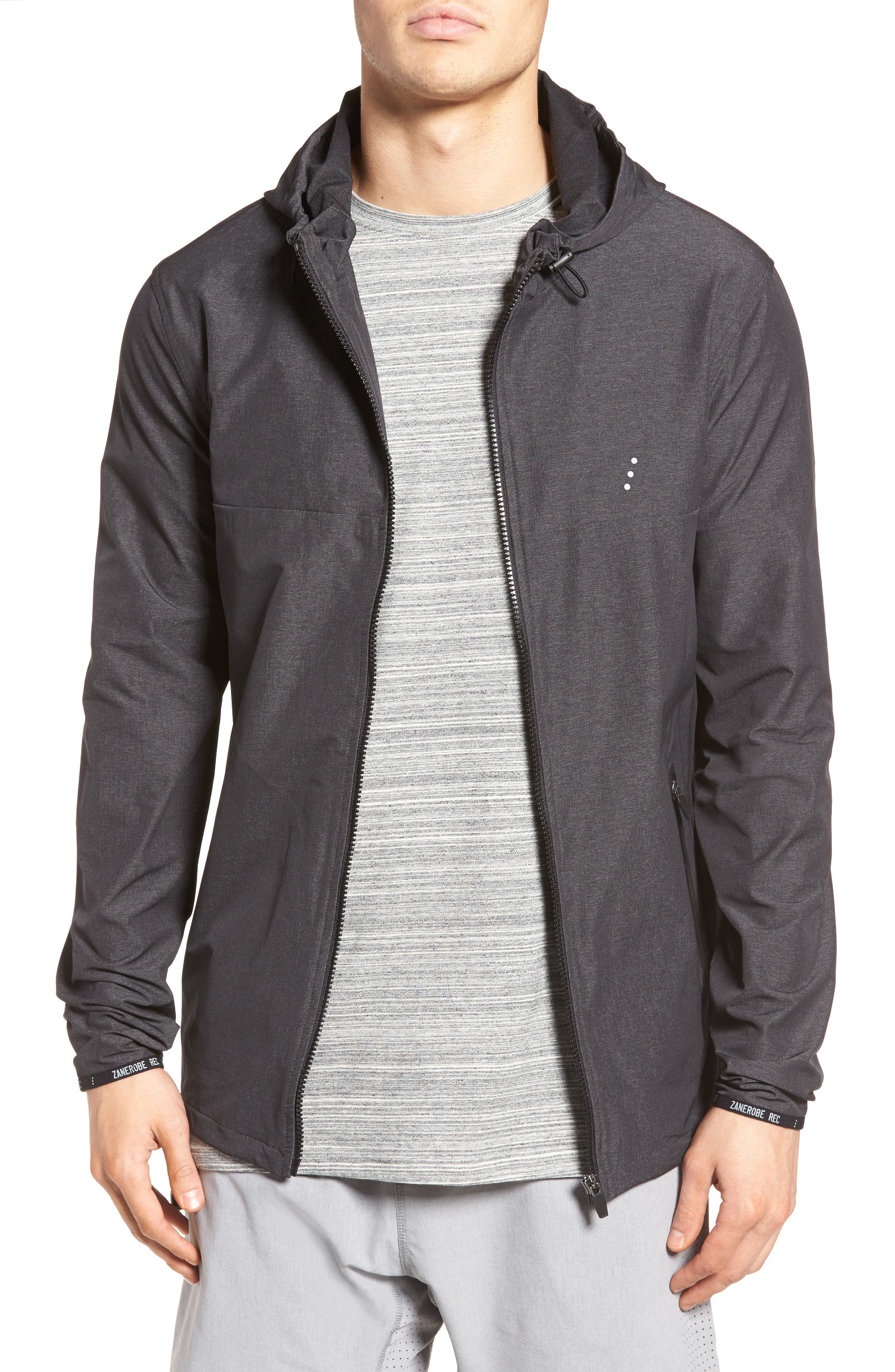 ZANEROBE Technical Spray Rec Training Jacket