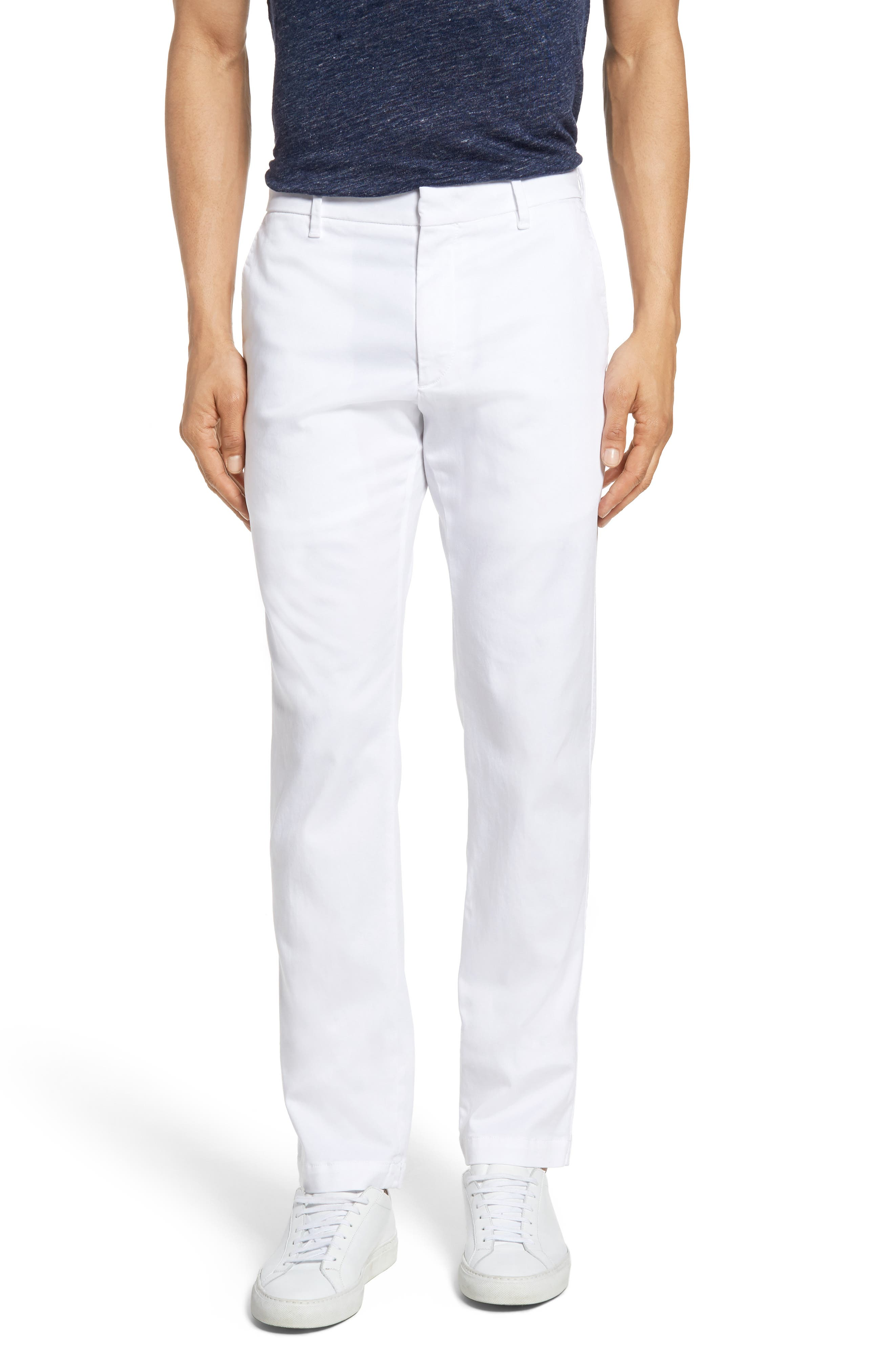 Zachary Prell Aster Straight Leg Trousers