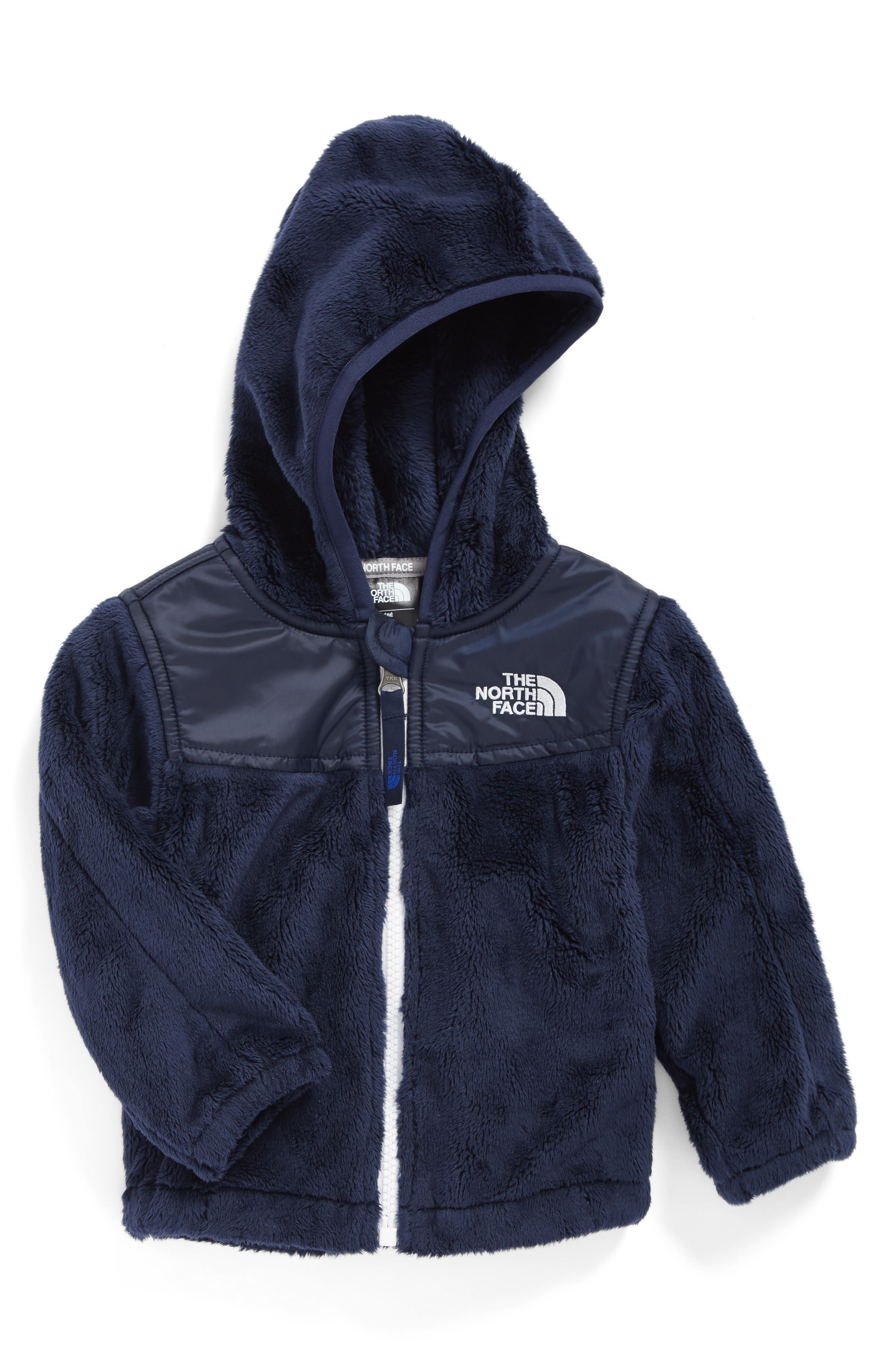 The North Face Oso Fleece Hooded Jacket (Baby Boys)