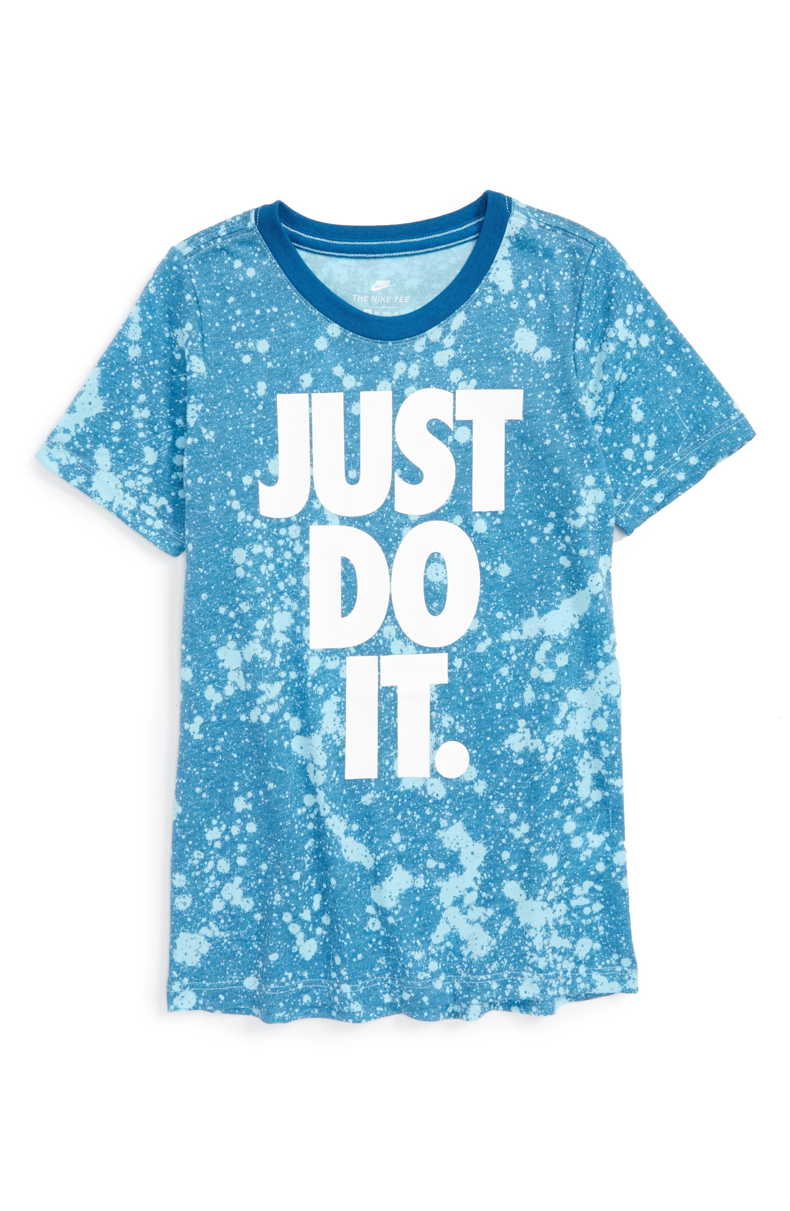 Nike Sportswear Just Do It Graphic T-Shirt (Little Boys & Big Boys)
