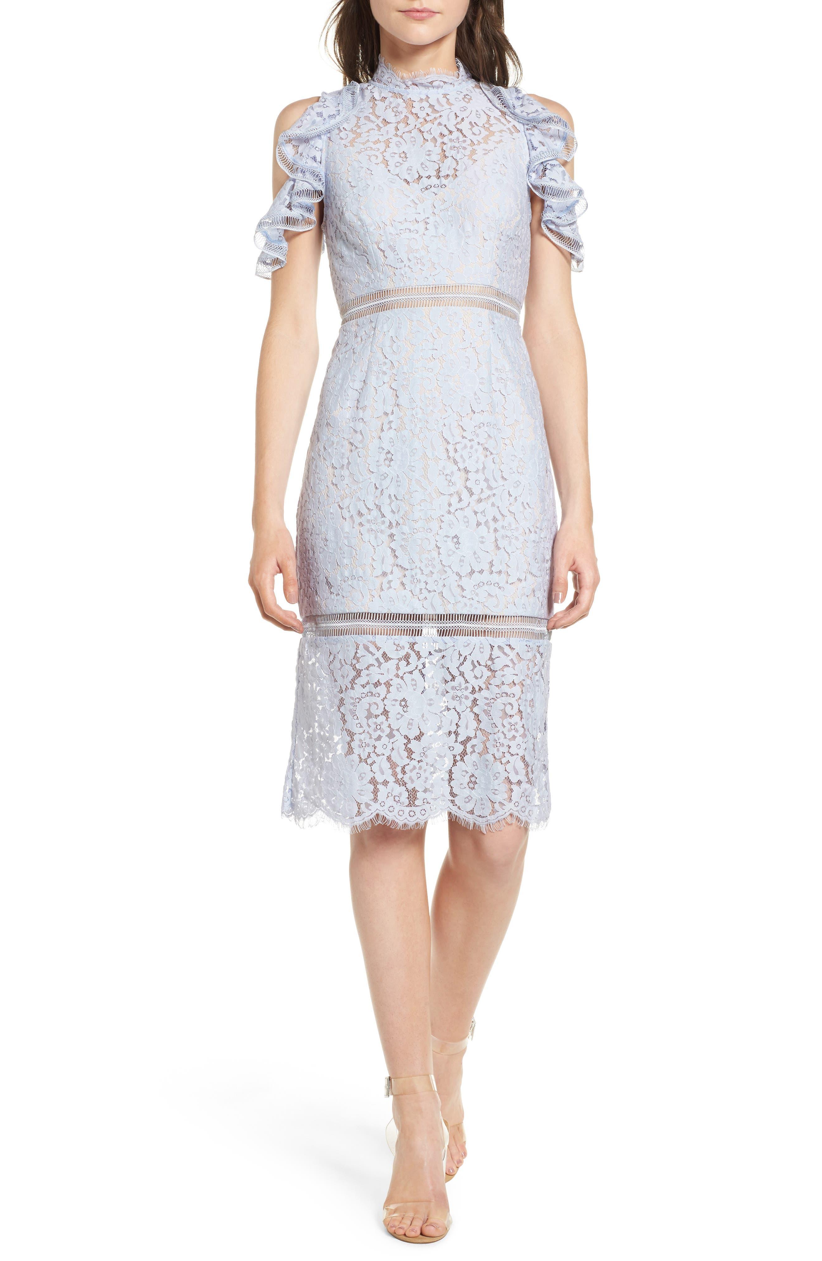 Alternate Image 1 Selected - Keepsake the Label Oblivion Lace Dress