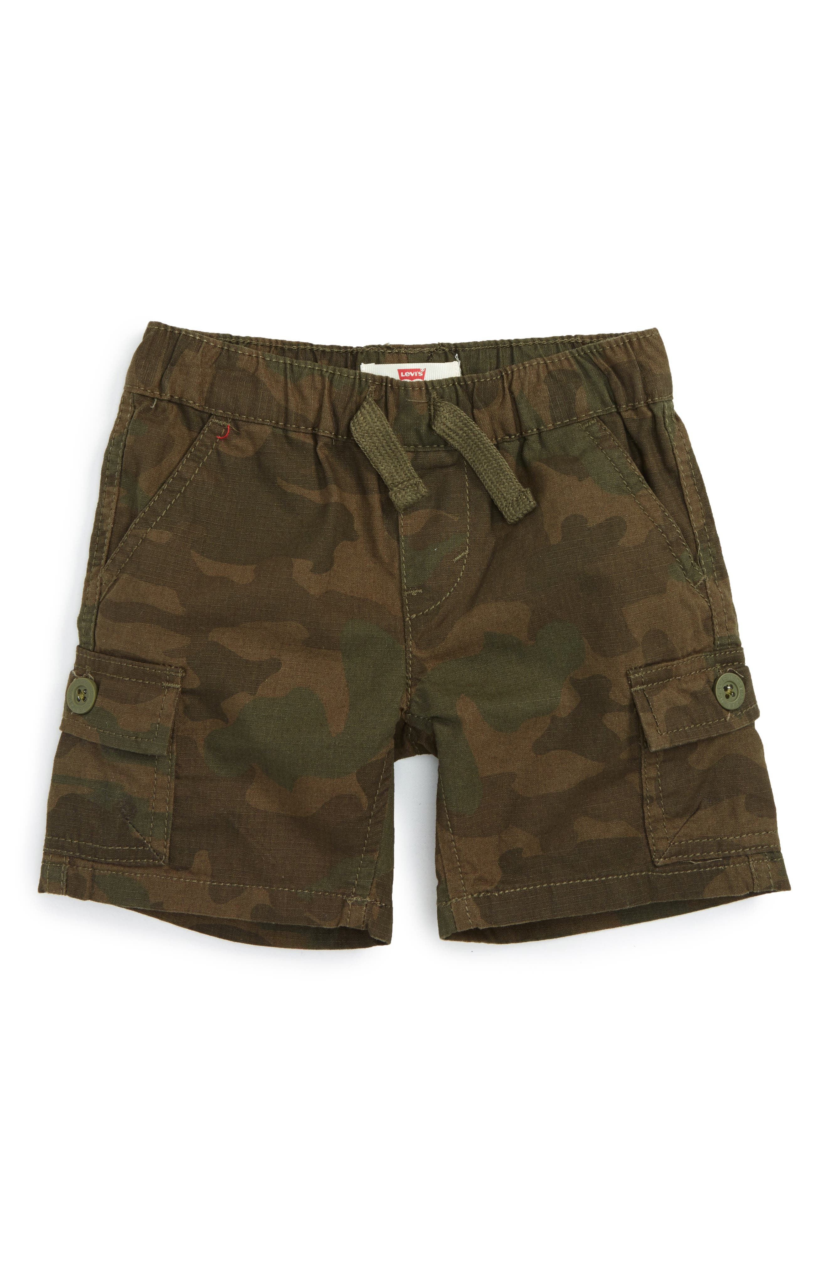 Levi's® Belcrest Cargo Shorts (Baby Boys)