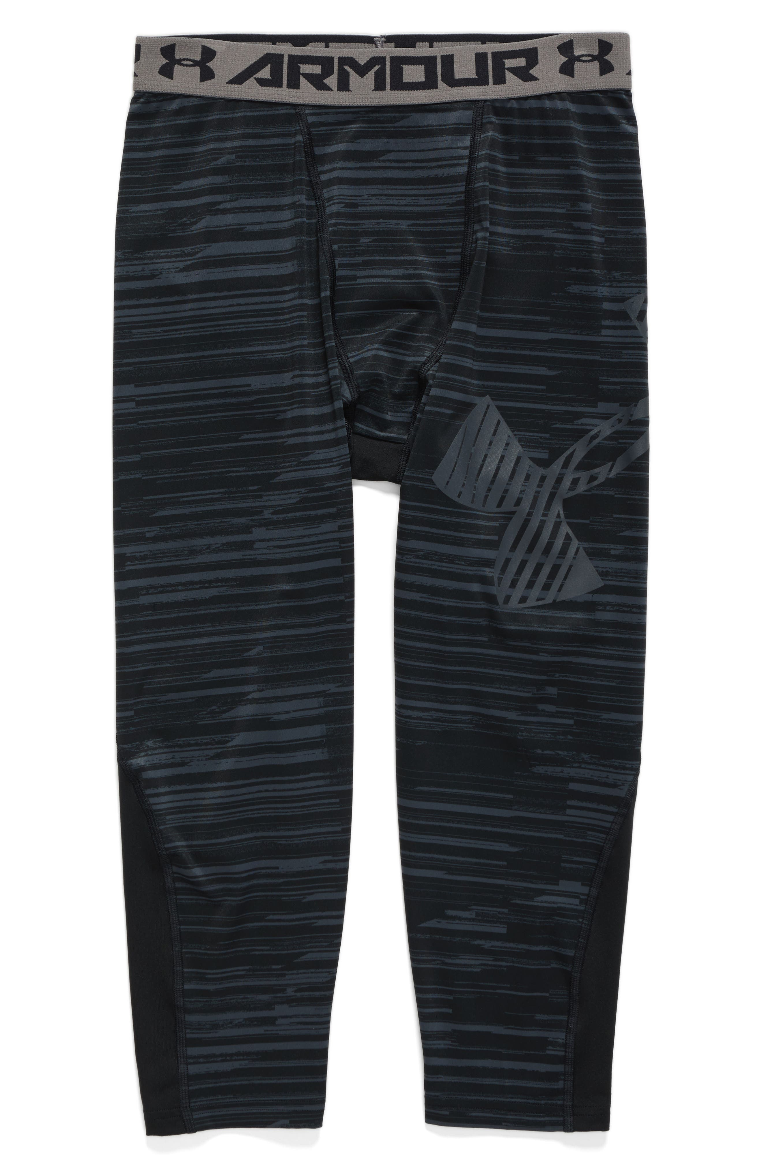 Under Armour Print HeatGear® Leggings (Little Boys & Big Boys)