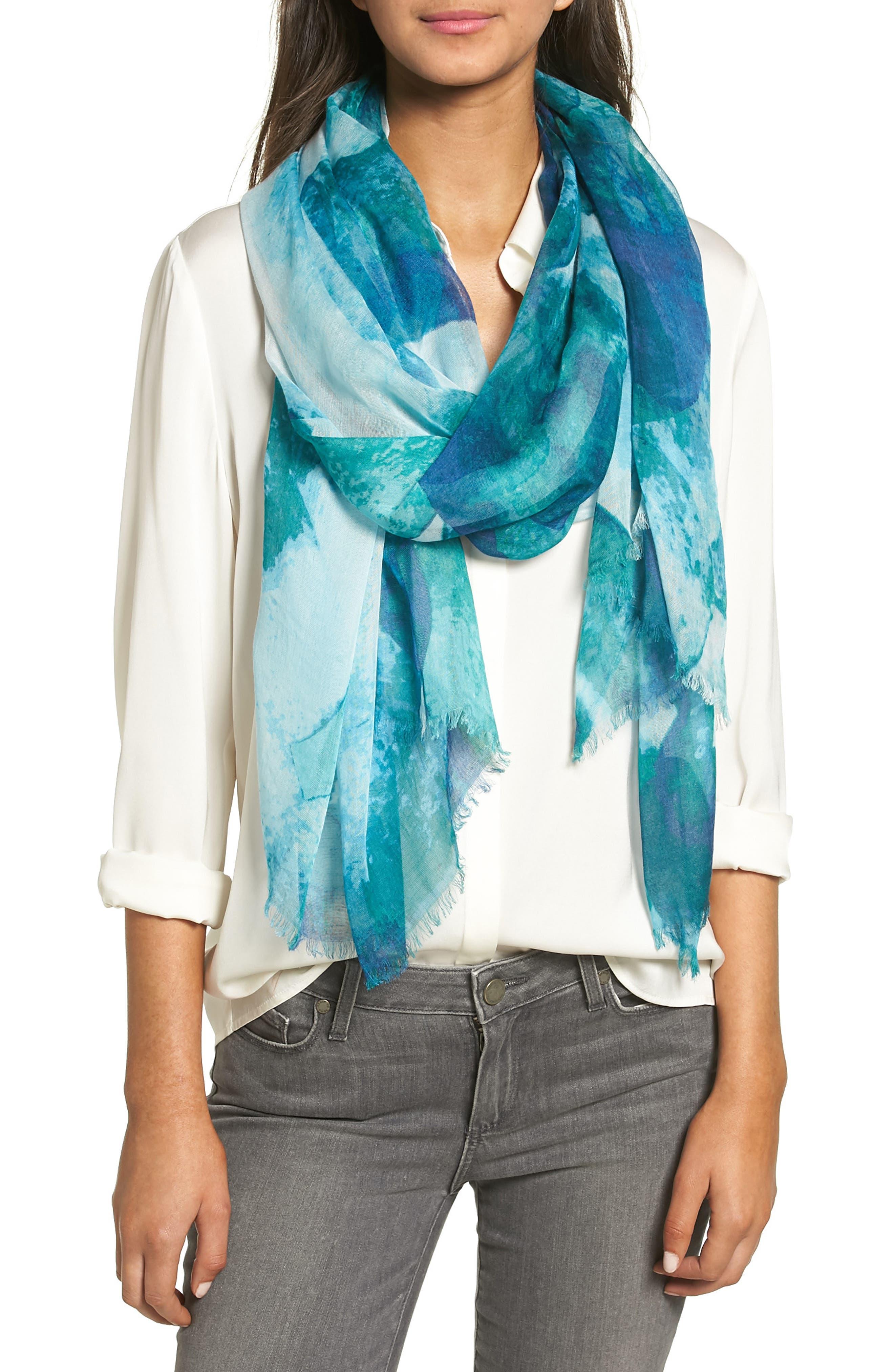 nordstrom oblong scarf nordstrom