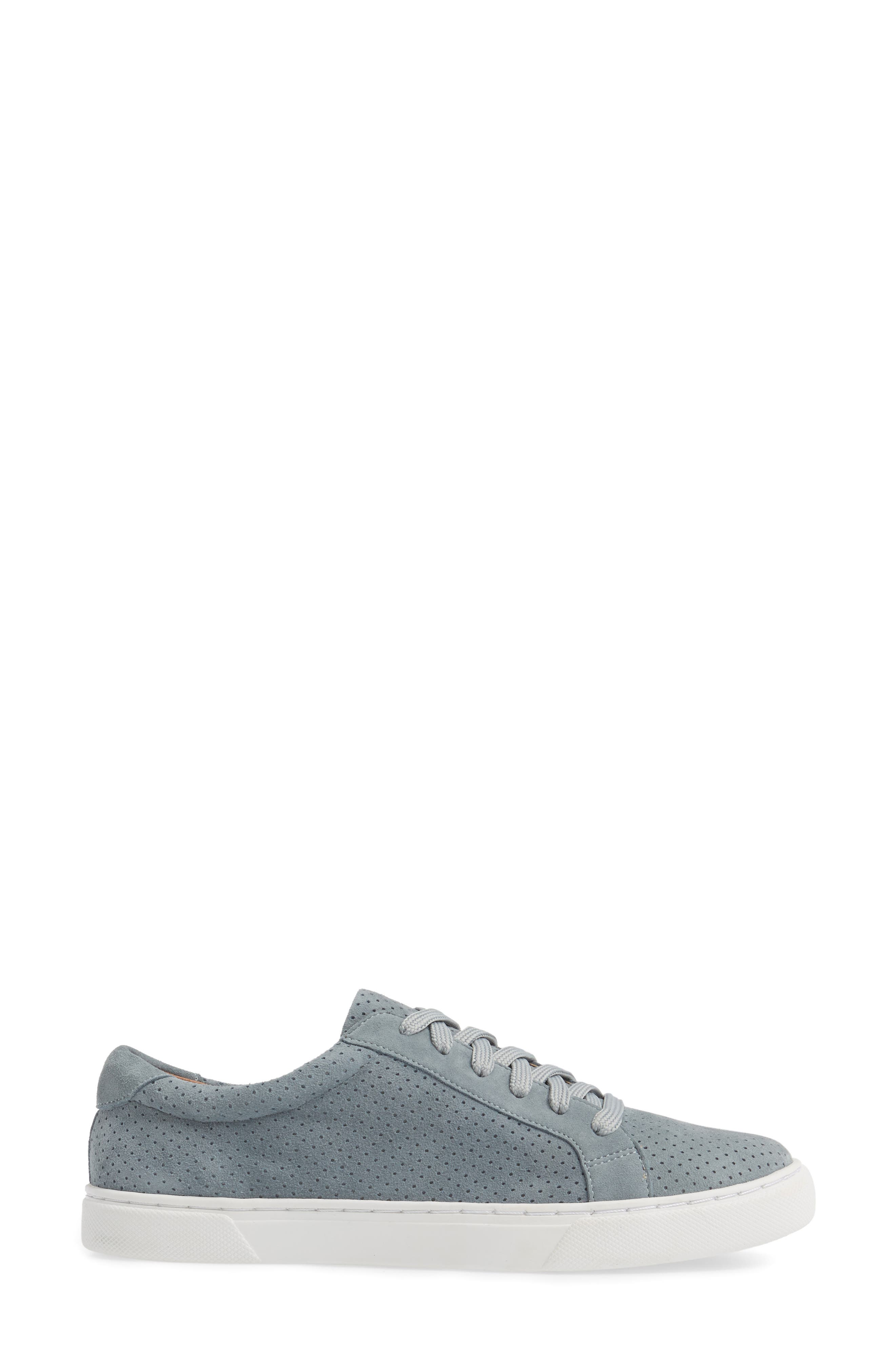 Alternate Image 3  - Caslon® Cassie Perforated Sneaker (Women)