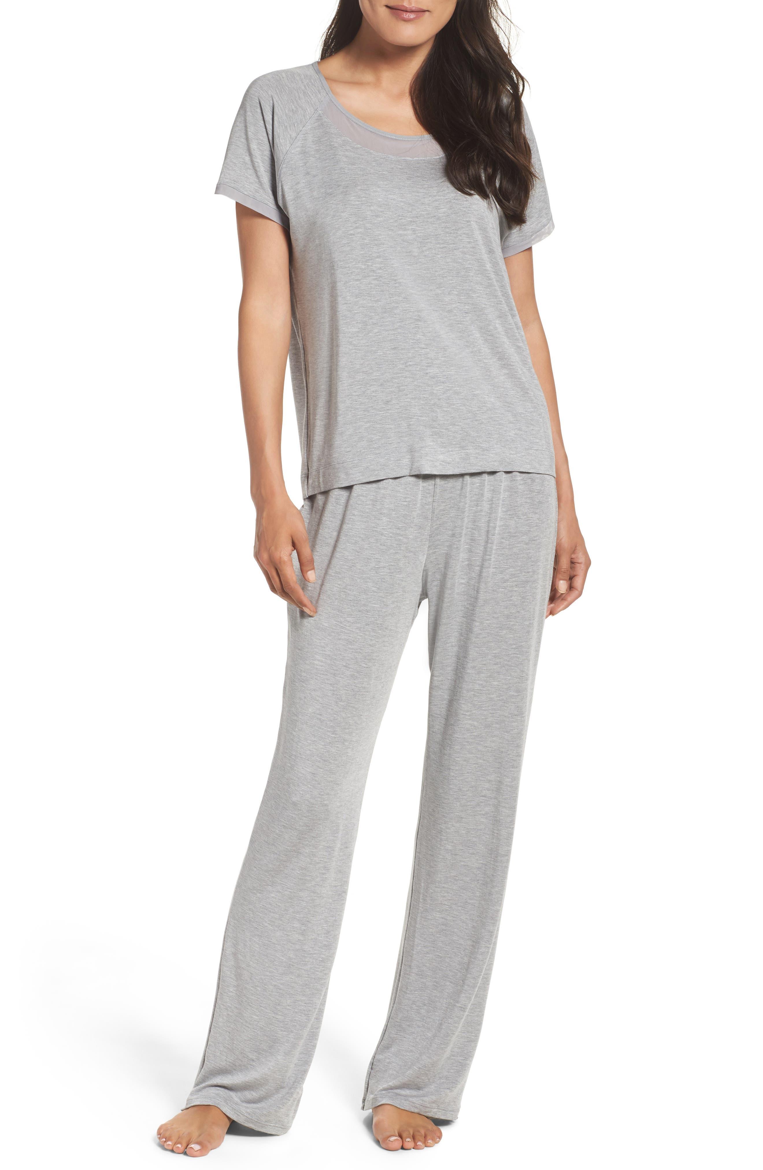 Naked Stretch Modal Pajamas