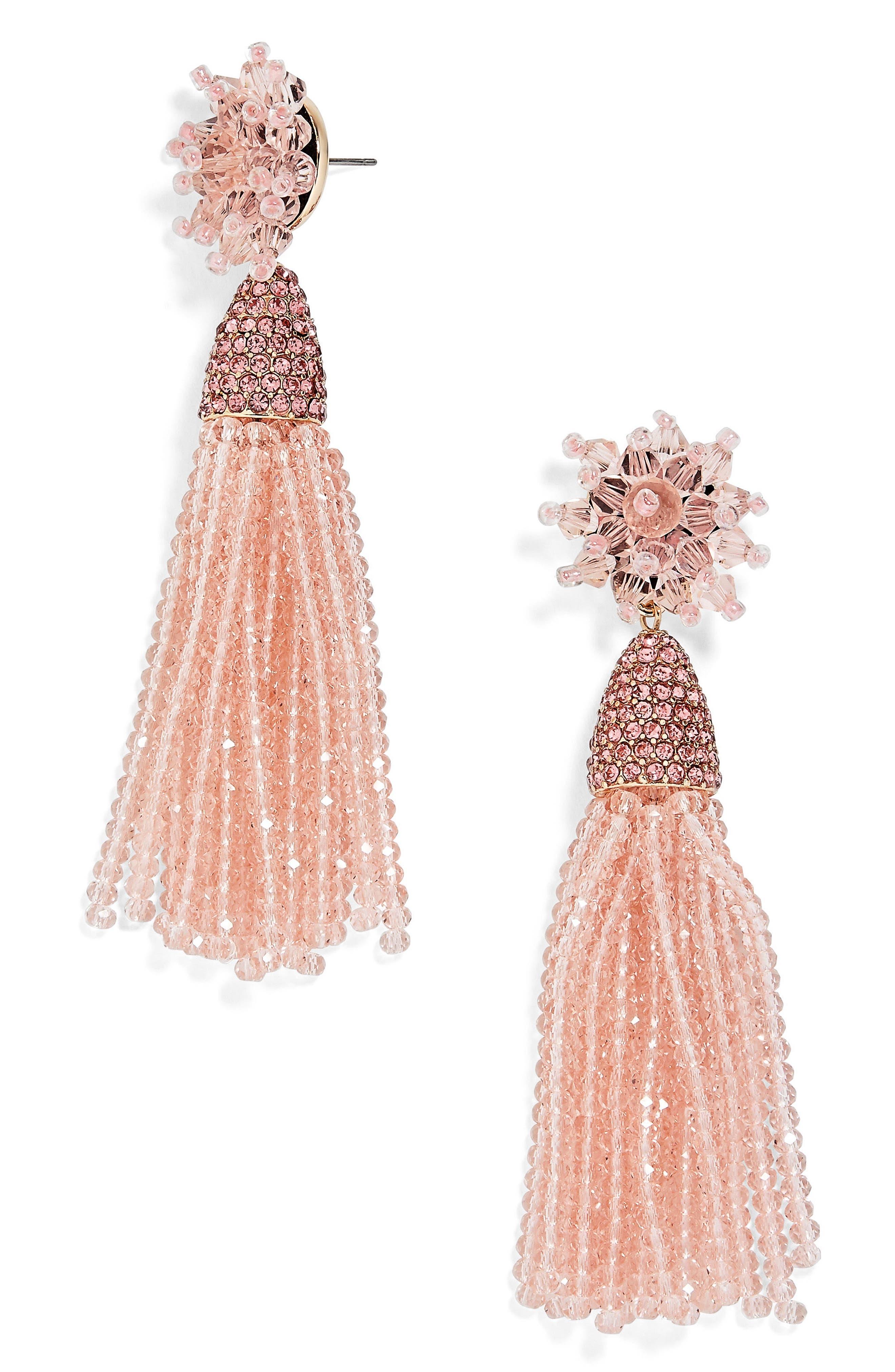 Alternate Image 4  - BaubleBar Chrysanthemum Drop Earrings