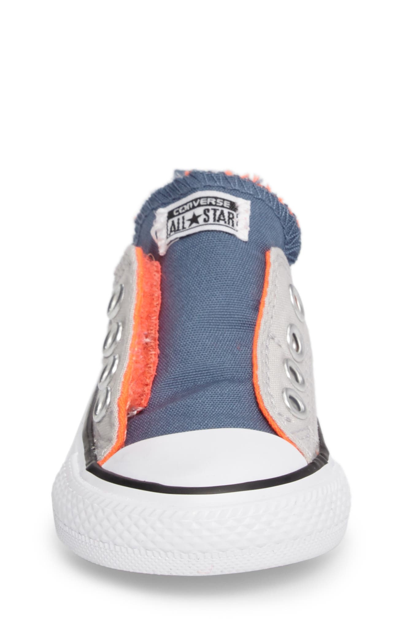 Alternate Image 4  - Converse Chuck Taylor® 'Simple Slip' Sneaker (Baby, Walker & Toddler)