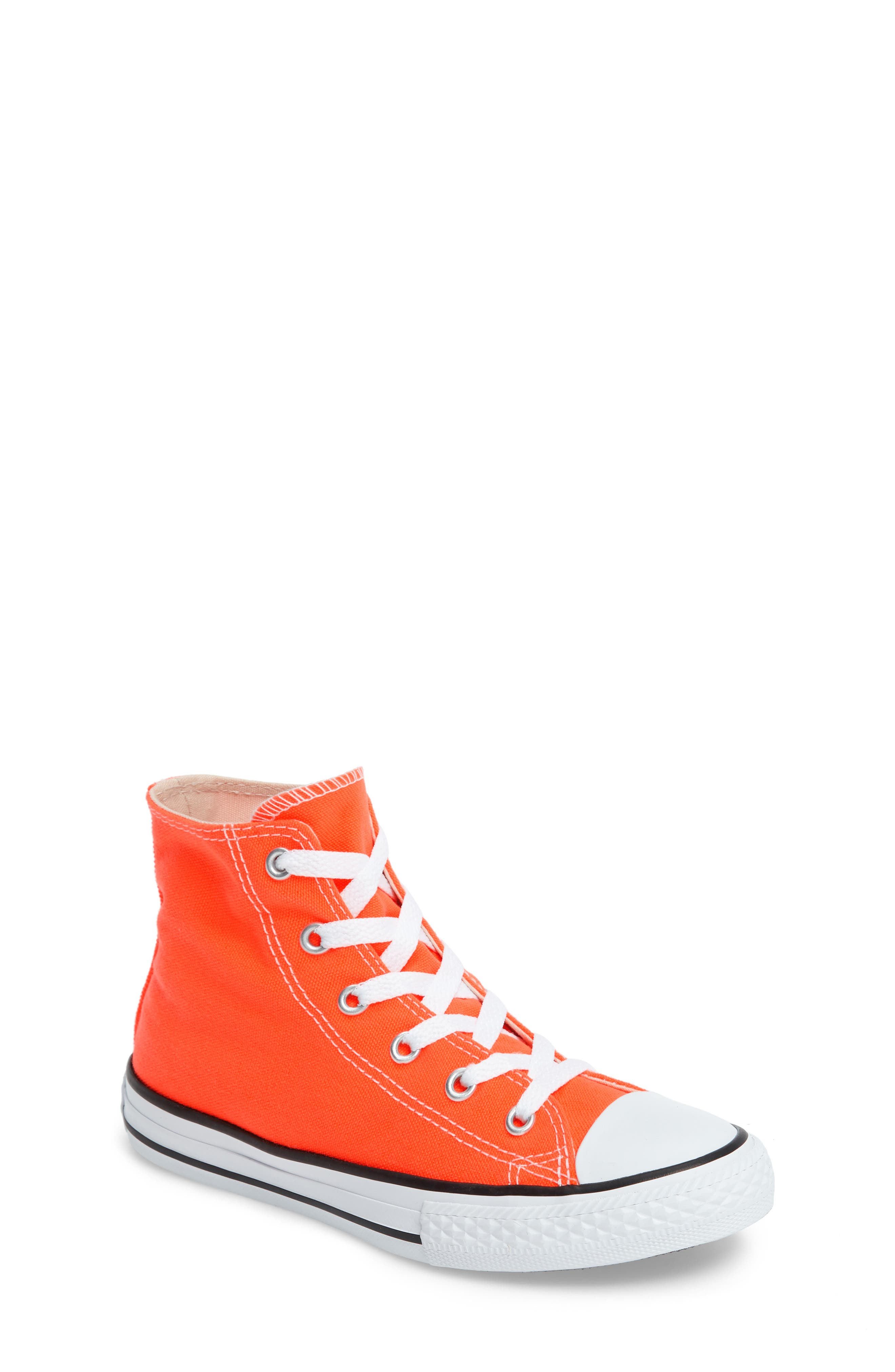 Converse Chuck Taylor® Seasonal High Top Sneaker (Baby, Walker, Toddler, Little Kid & Big Kid)