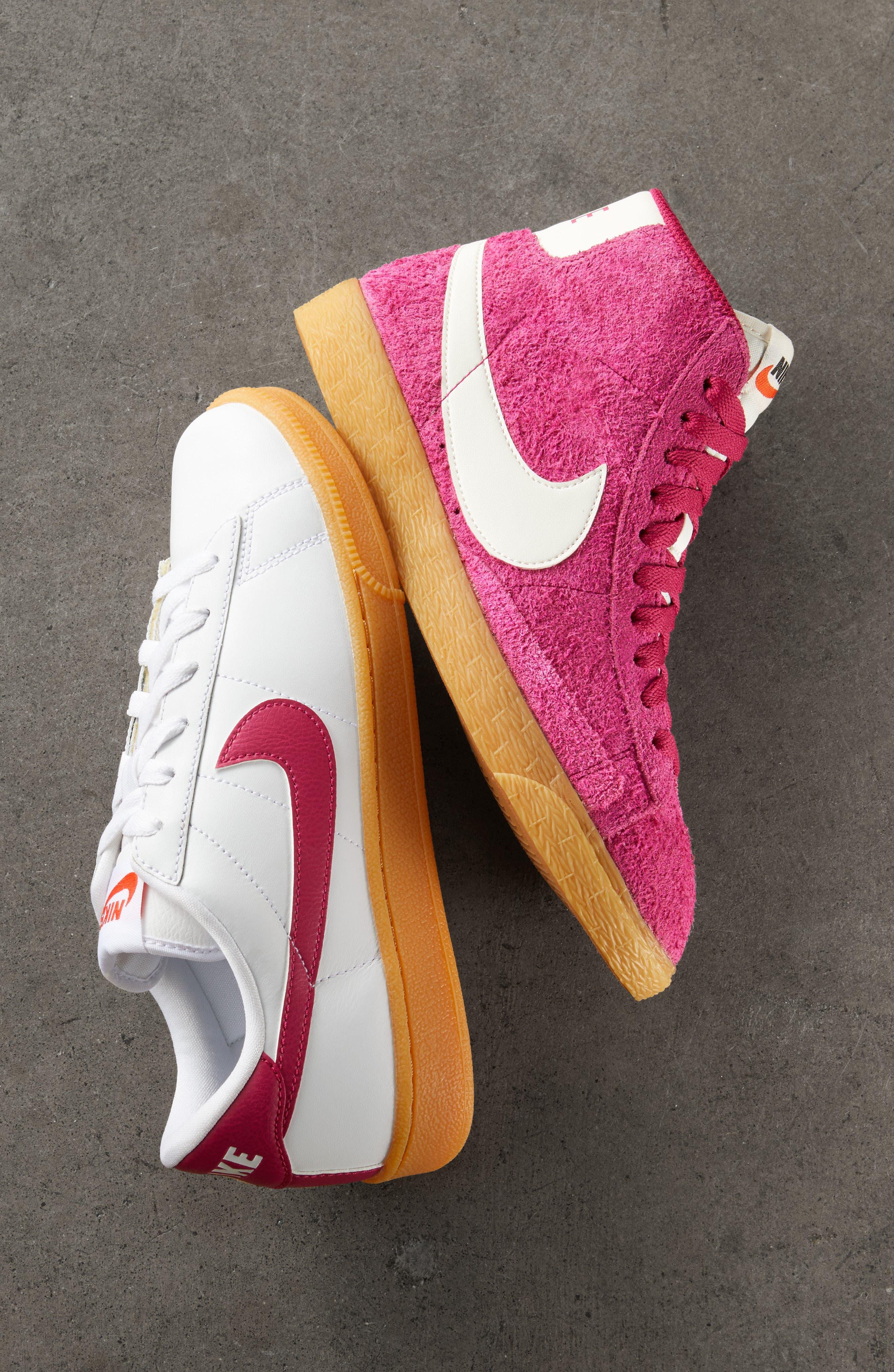 Alternate Image 7  - Nike 'Blazer' Vintage High Top Basketball Sneaker (Women)