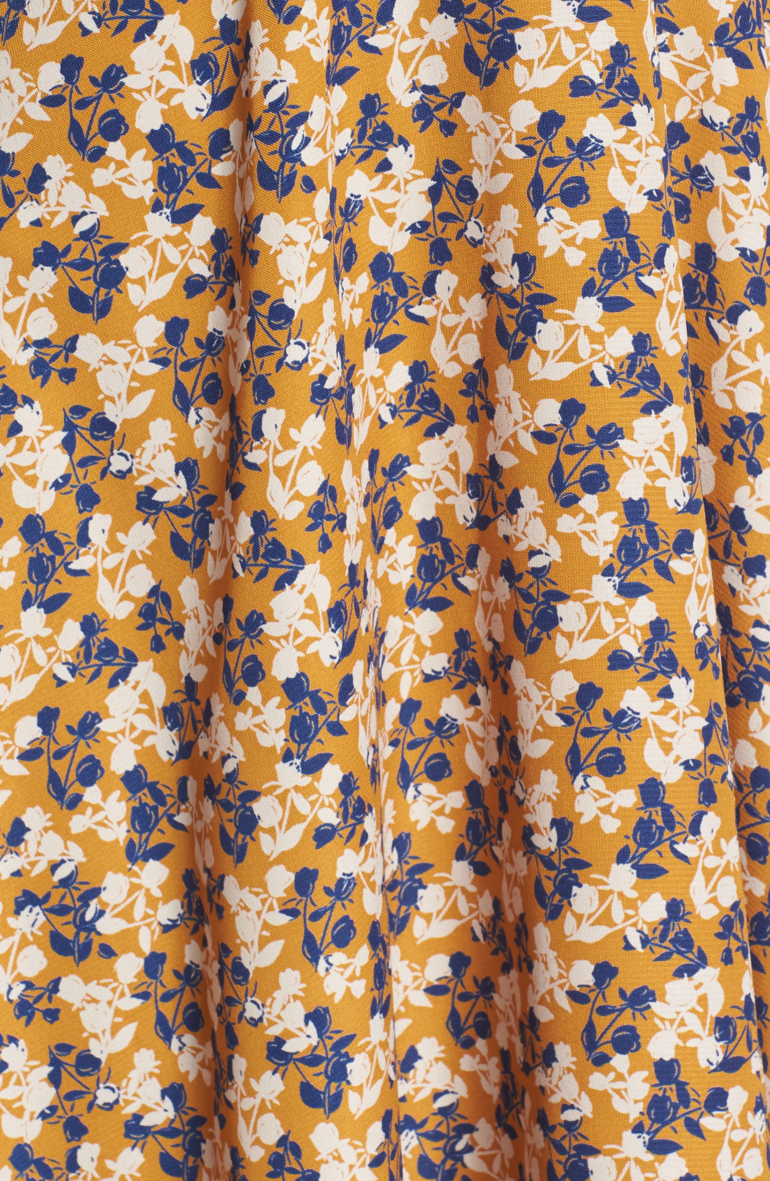 Alternate Image 5  - Soprano Strappy Fit & Flare Dress
