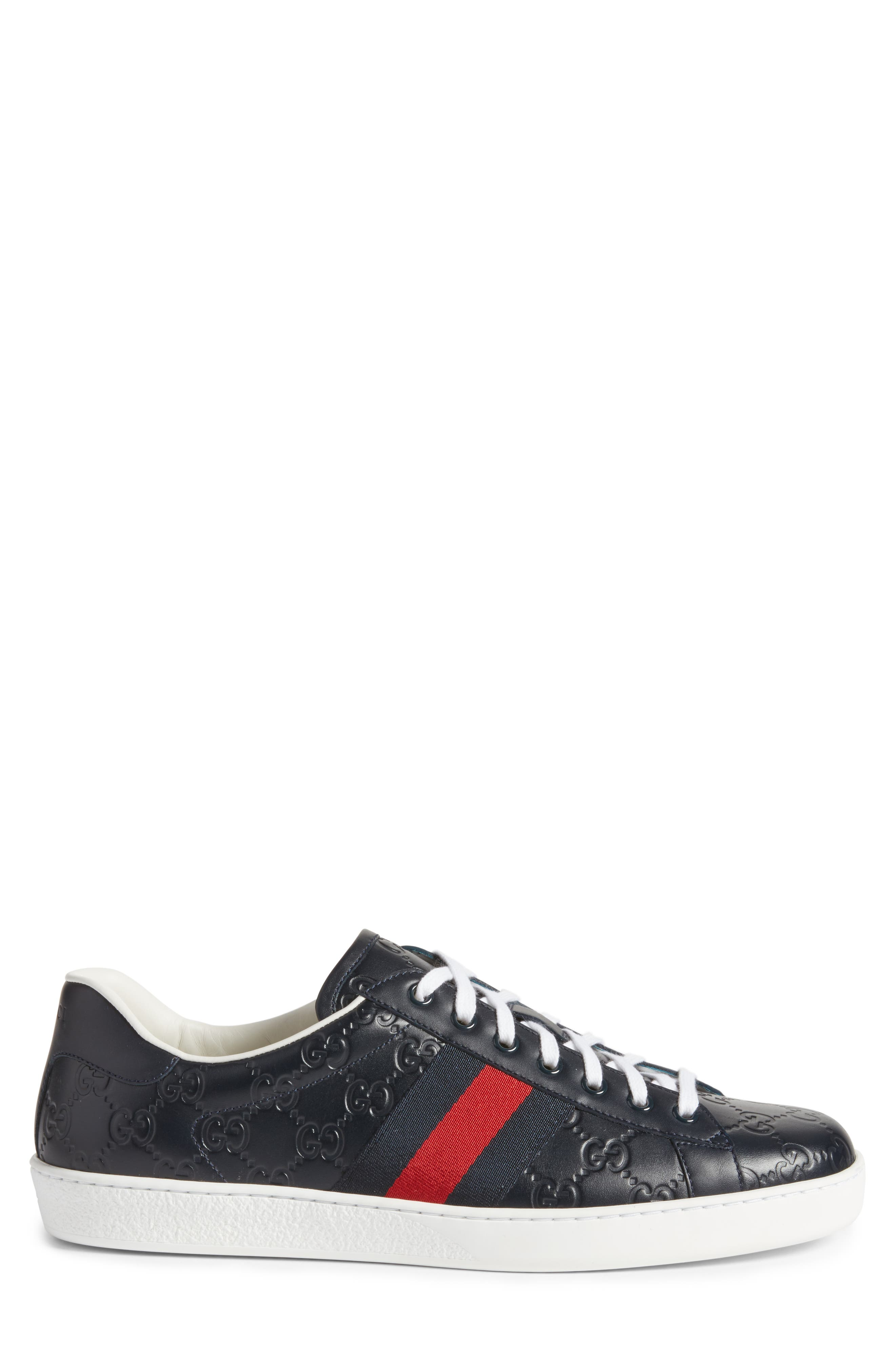 Alternate Image 3  - Gucci 'New Ace' Sneaker (Men)