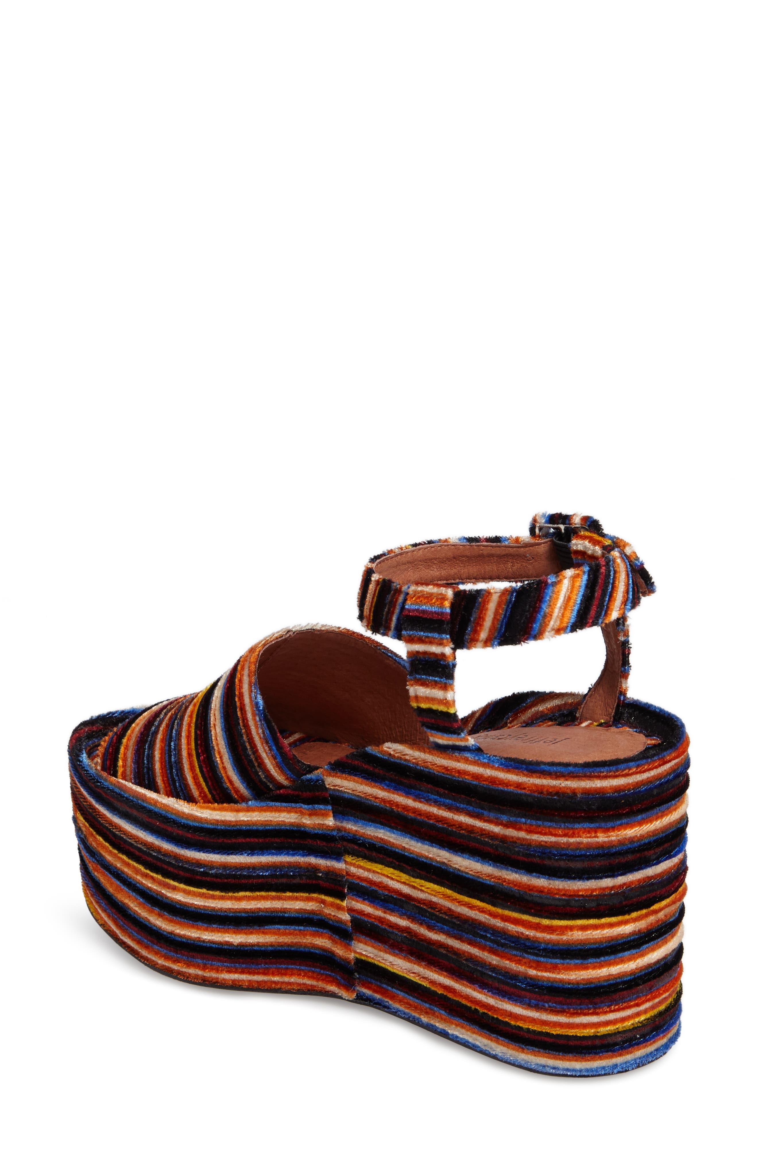 Alternate Image 2  - Jeffrey Campbell Chynna Platform Sandal (Women)