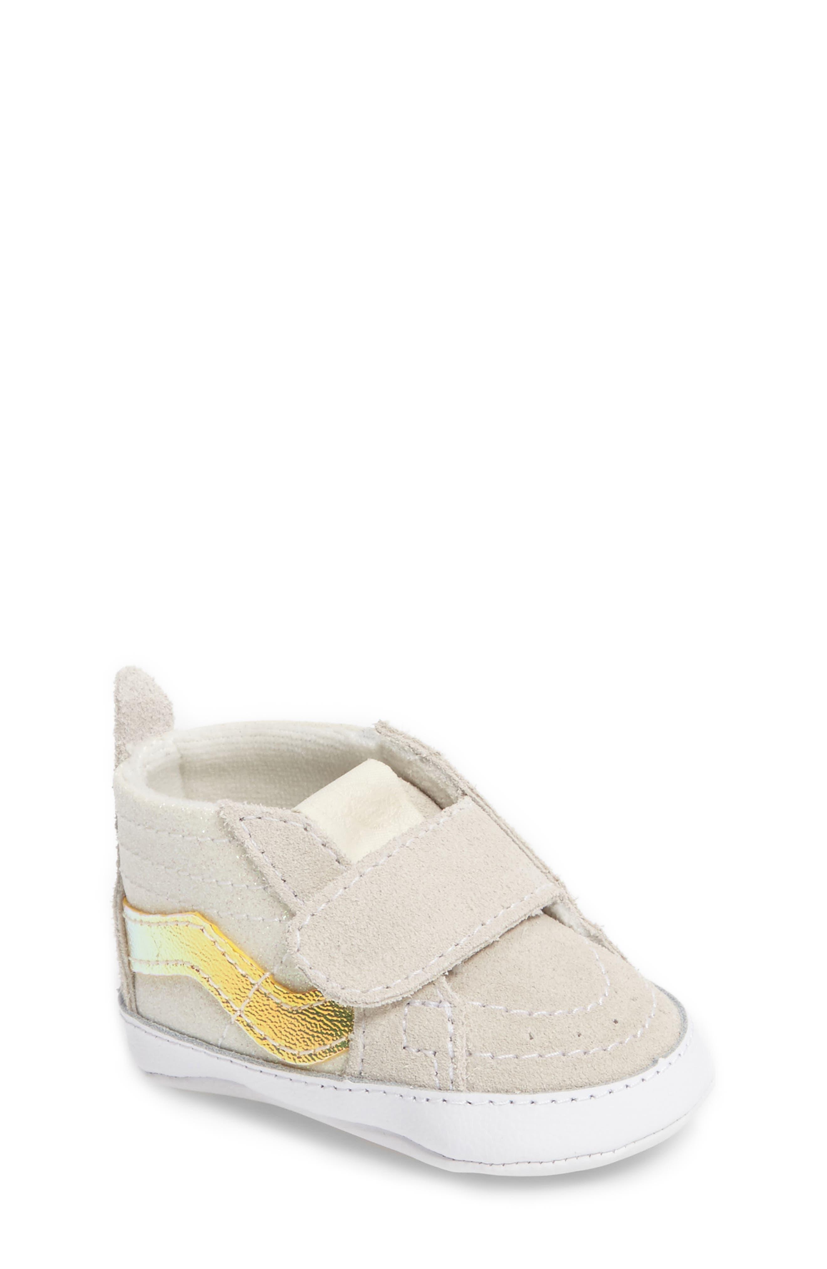 VANS 'SK8-Hi' Crib Sneaker