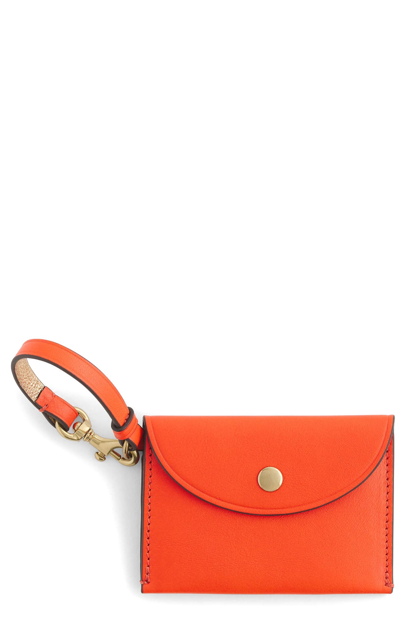 J.Crew Leather Coin Purse