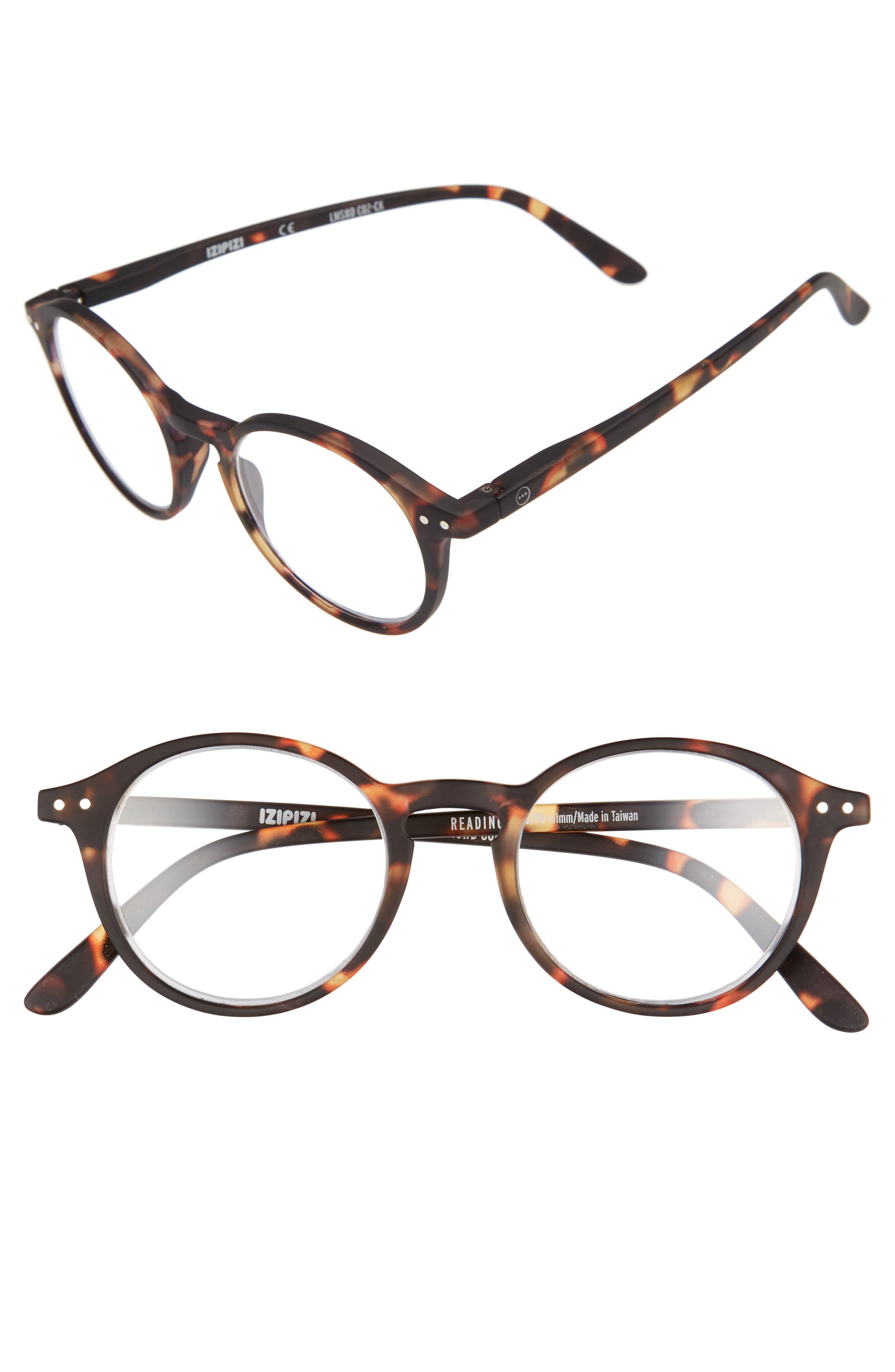 Izipizi D 46mm Round Reading Glasses